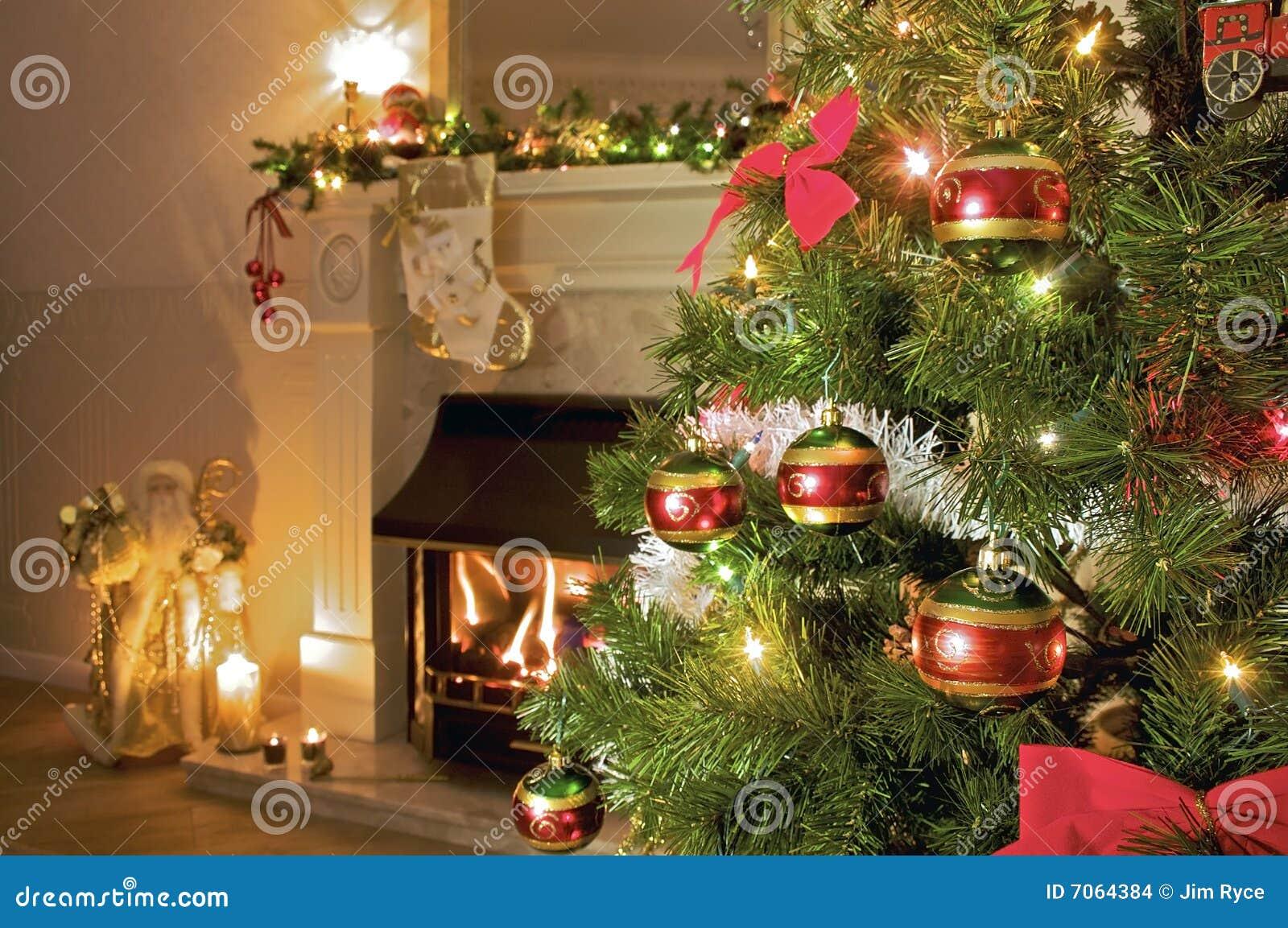 вал рождества домашний