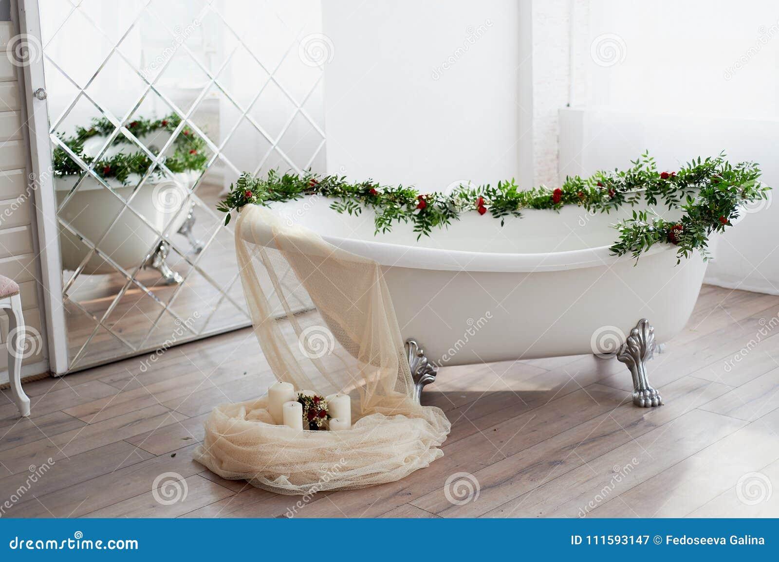 ванна в поле