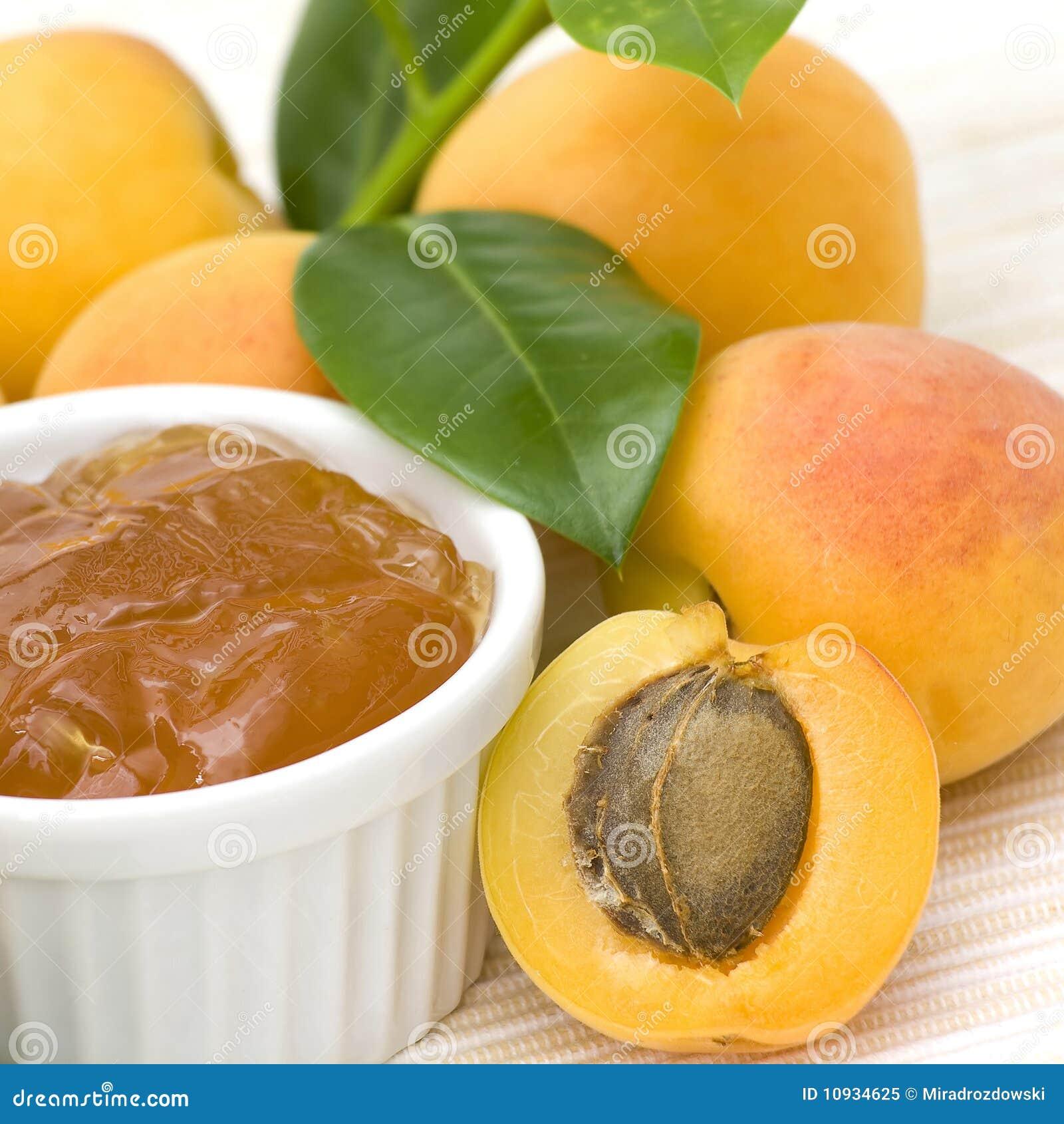 варенье абрикоса