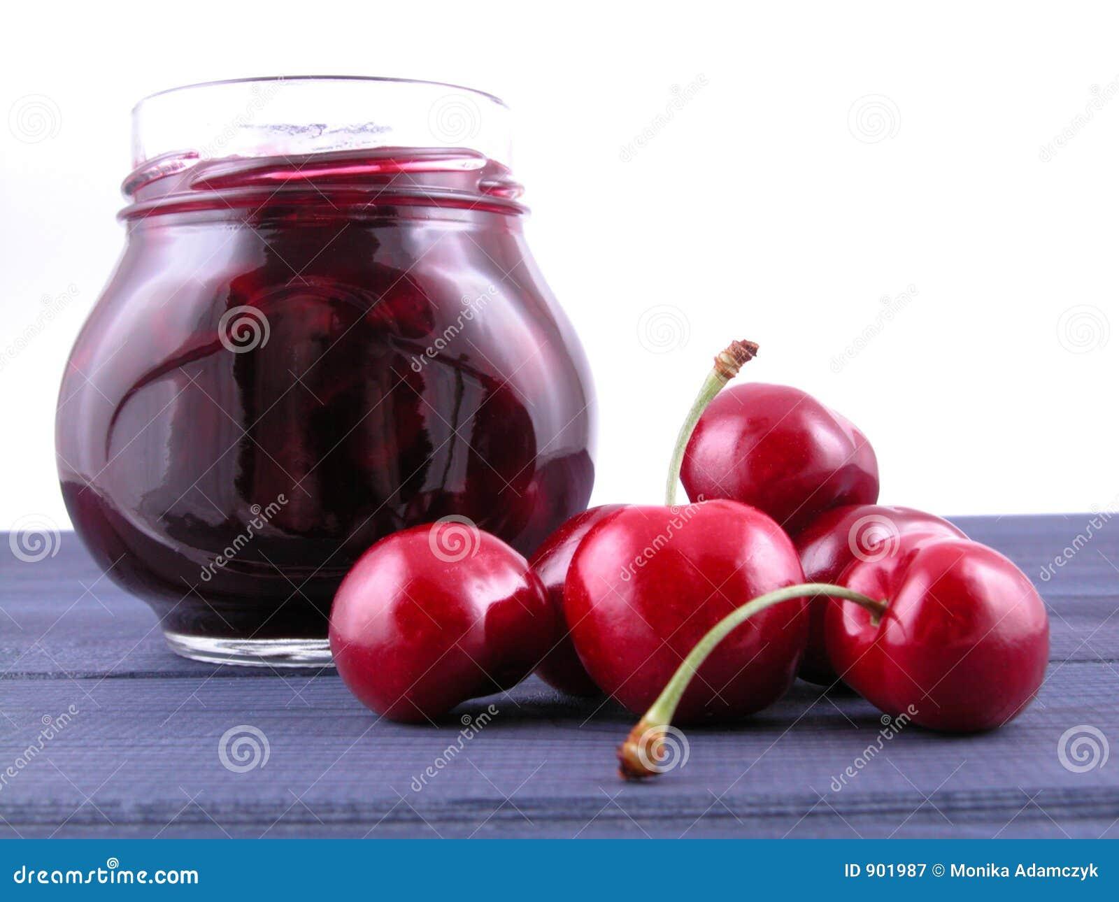 варенье вишни