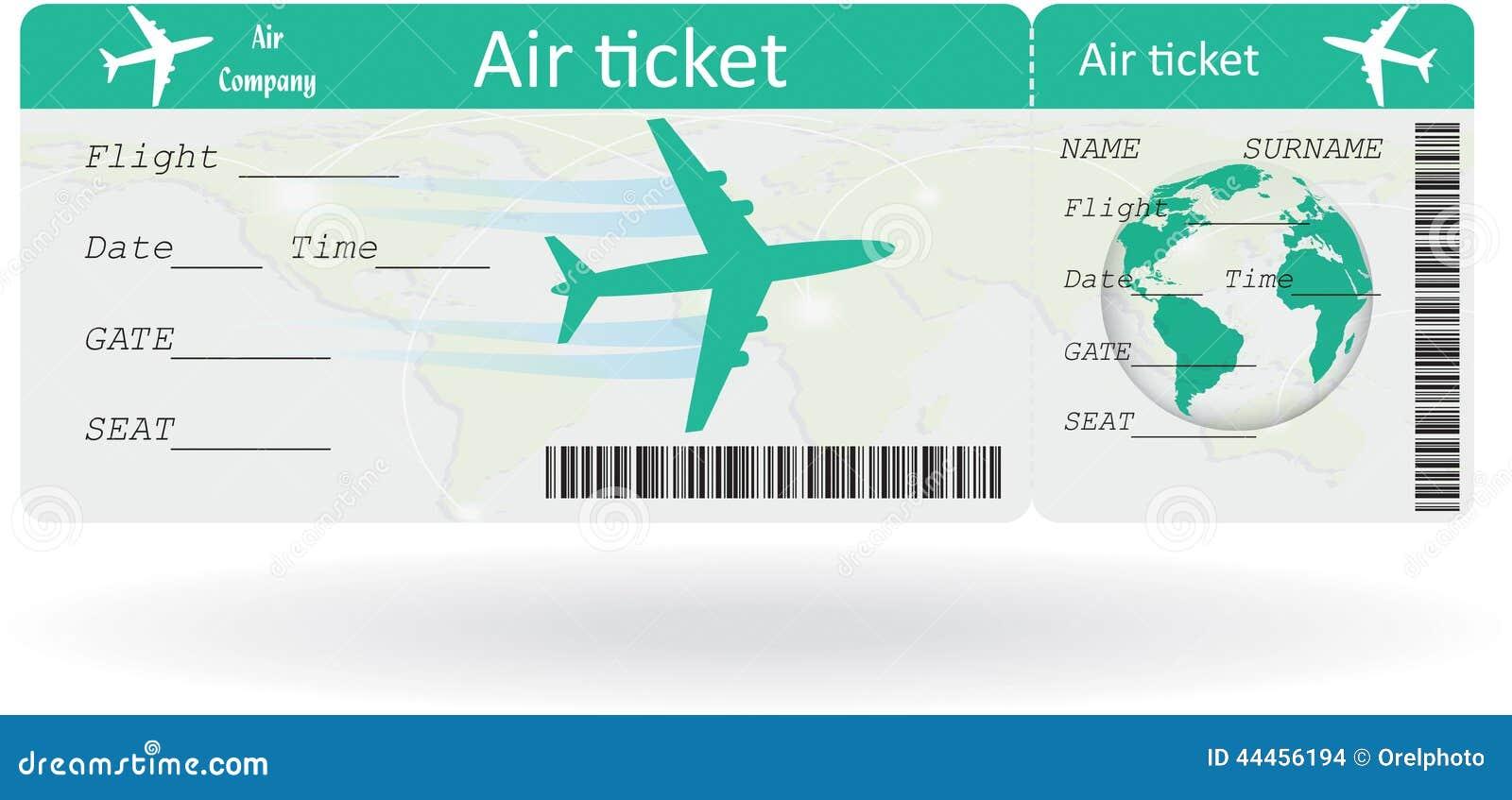 Билеты на самолет картинки раскраски