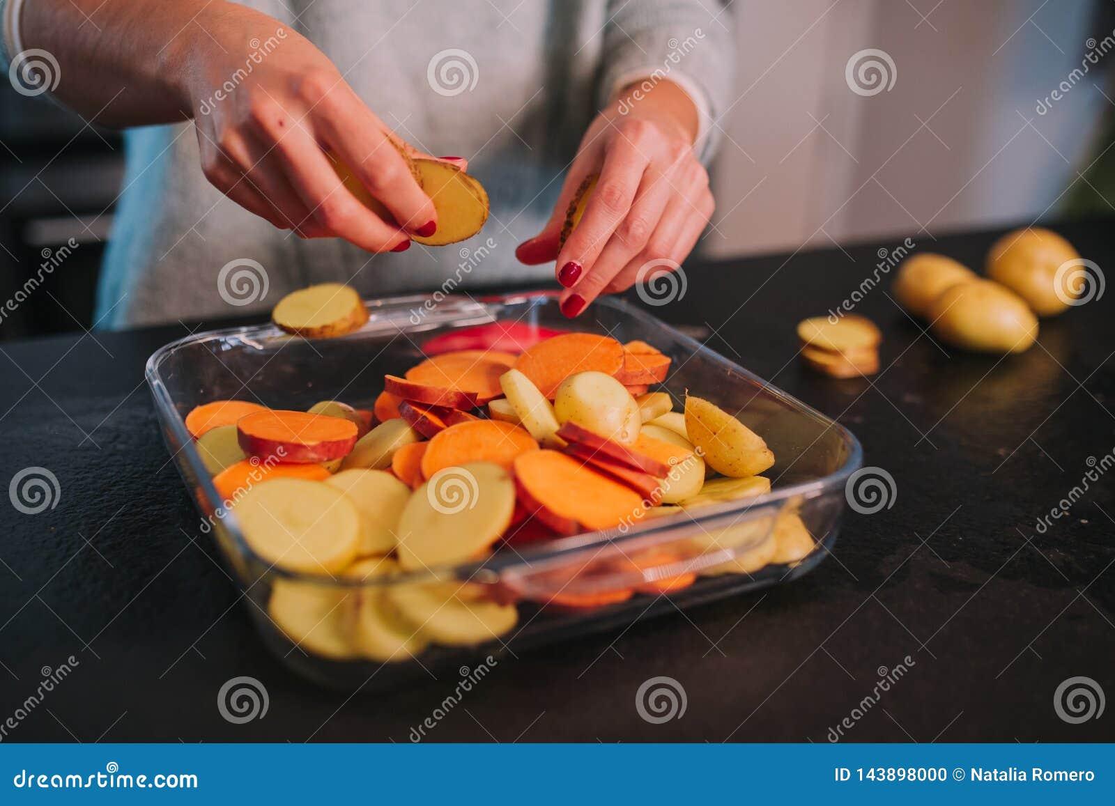 Варить картошки и сладкие картофели