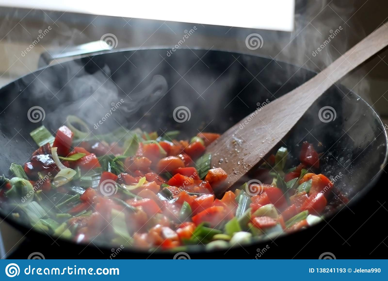 Варить овощи