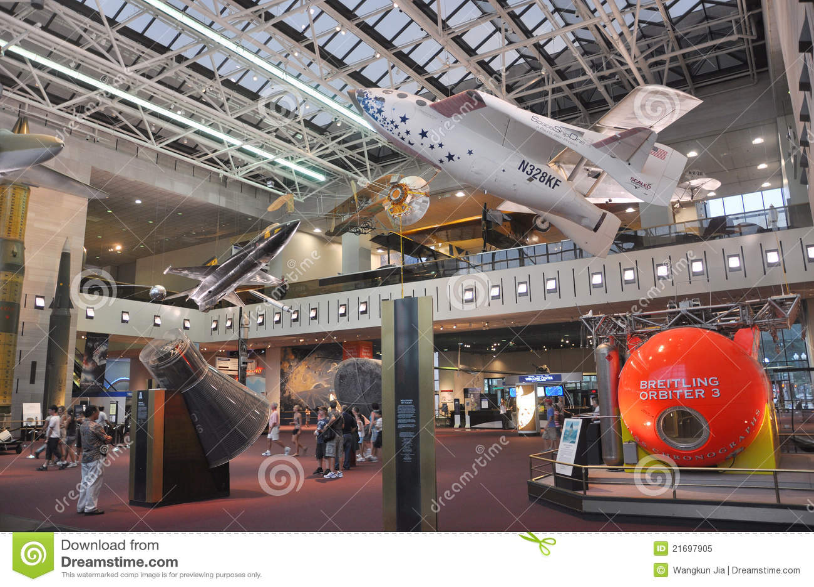 вашингтон космоса музея воздуха национальный