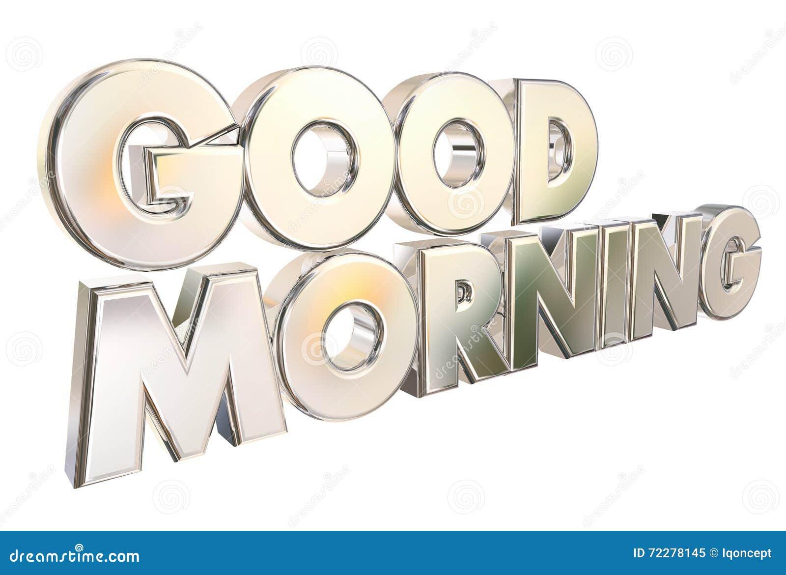 Download Введение доброго утра радушное Иллюстрация штока - иллюстрации насчитывающей образы, возможность: 72278145