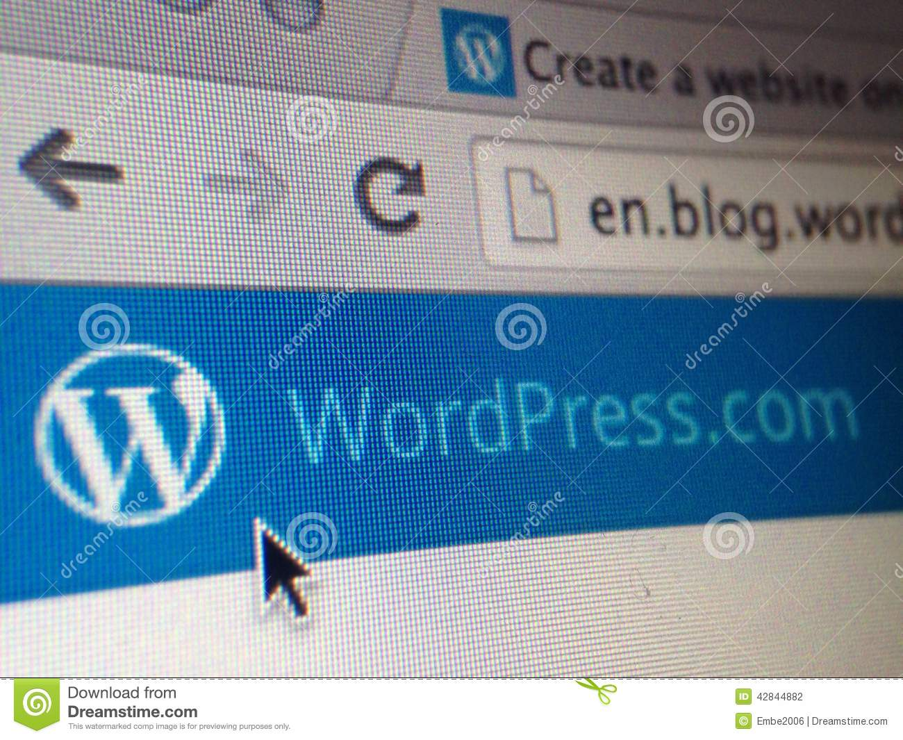 Вебсайт Wordpress