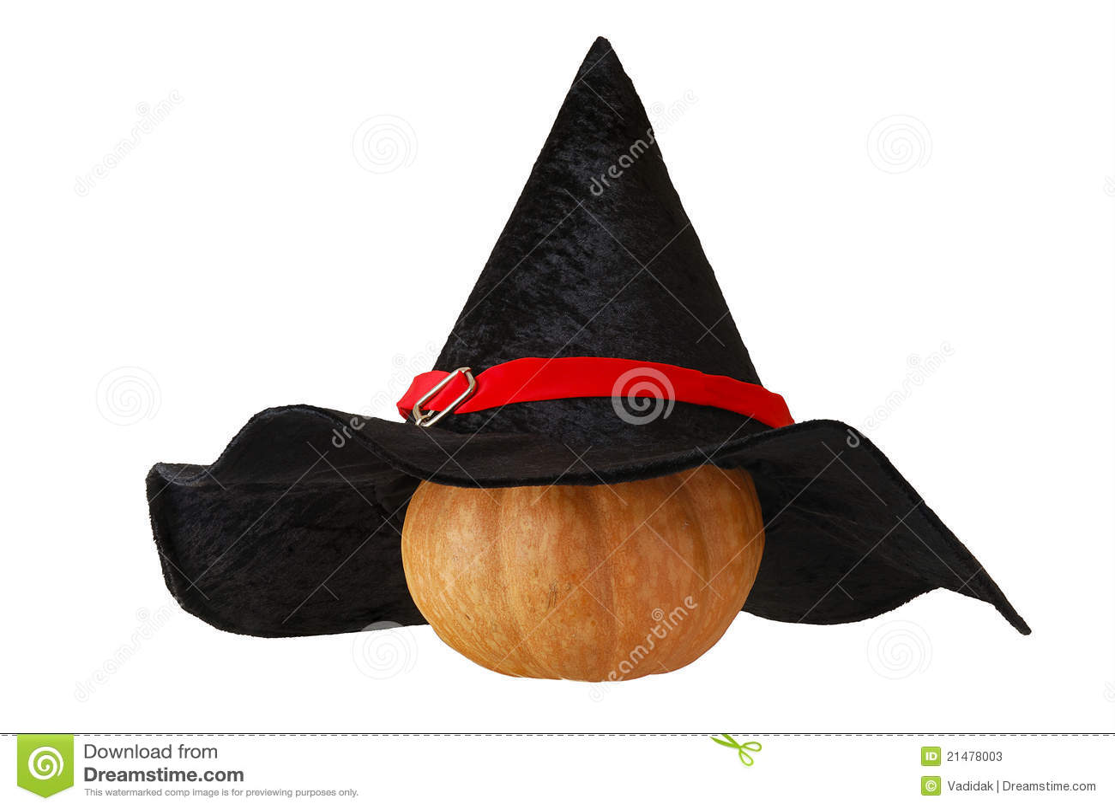 Как сделать остроконечную шляпу ведьмы