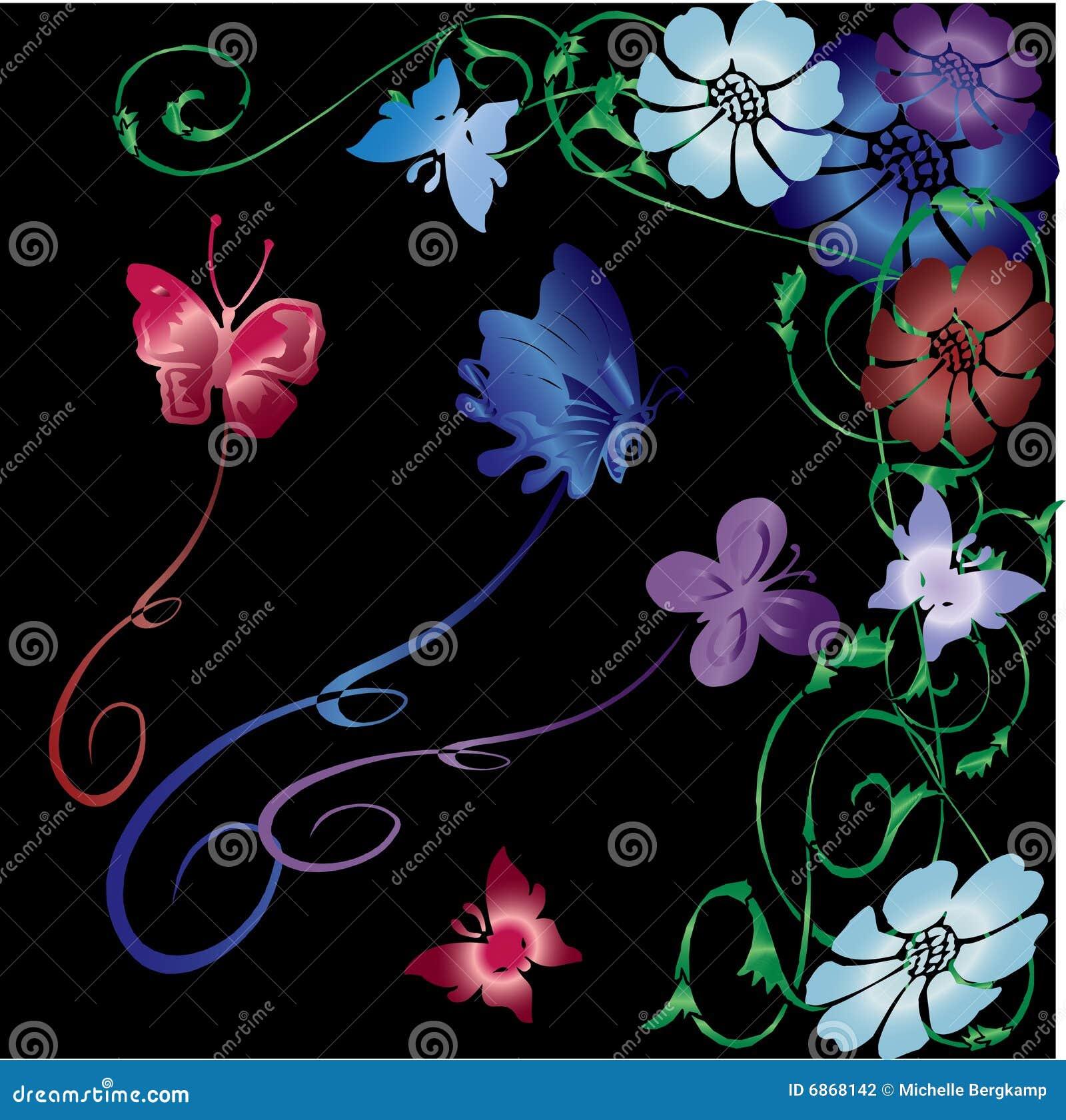 вектор иллюстрации бабочки
