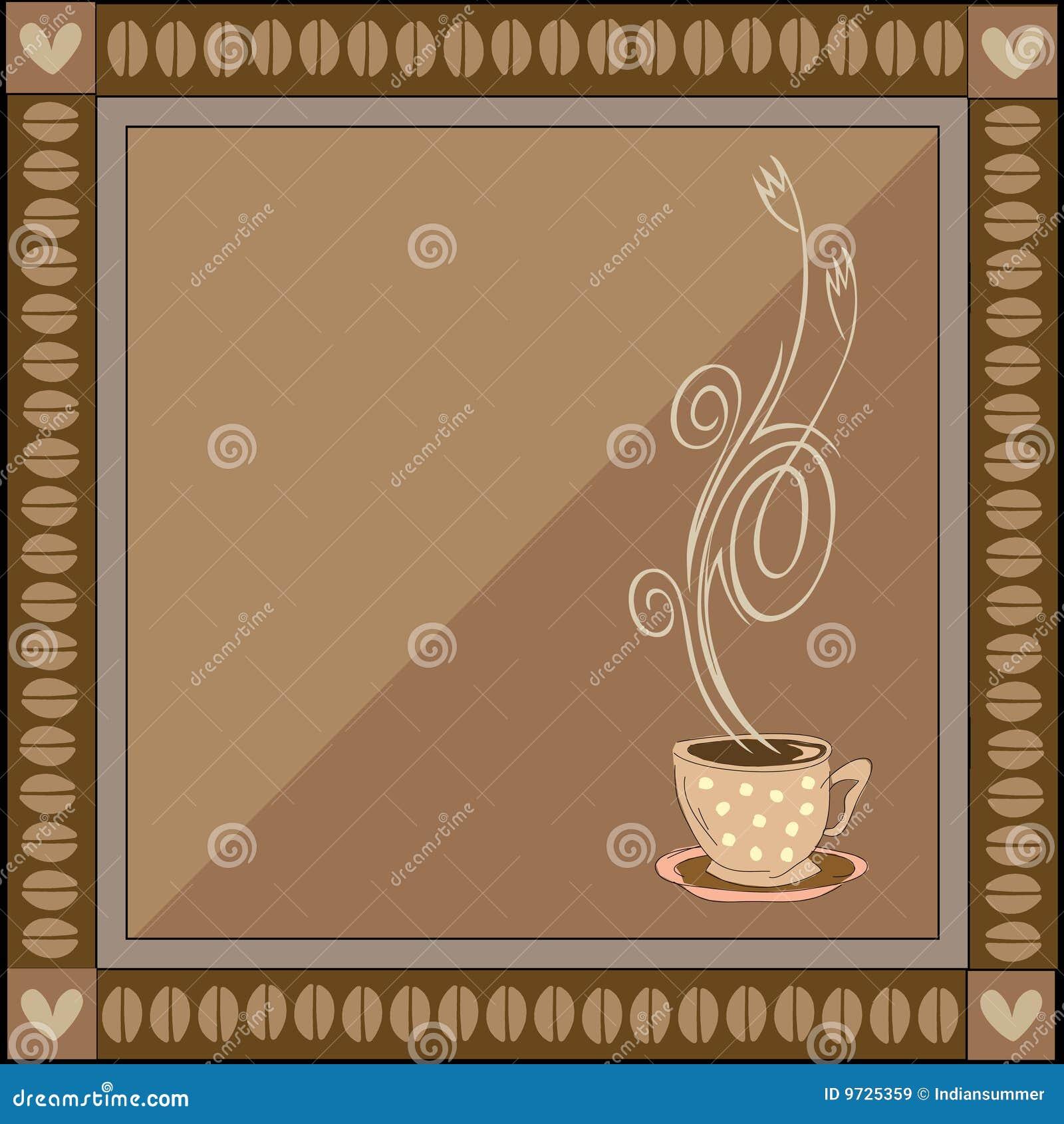 вектор иллюстрации кофе