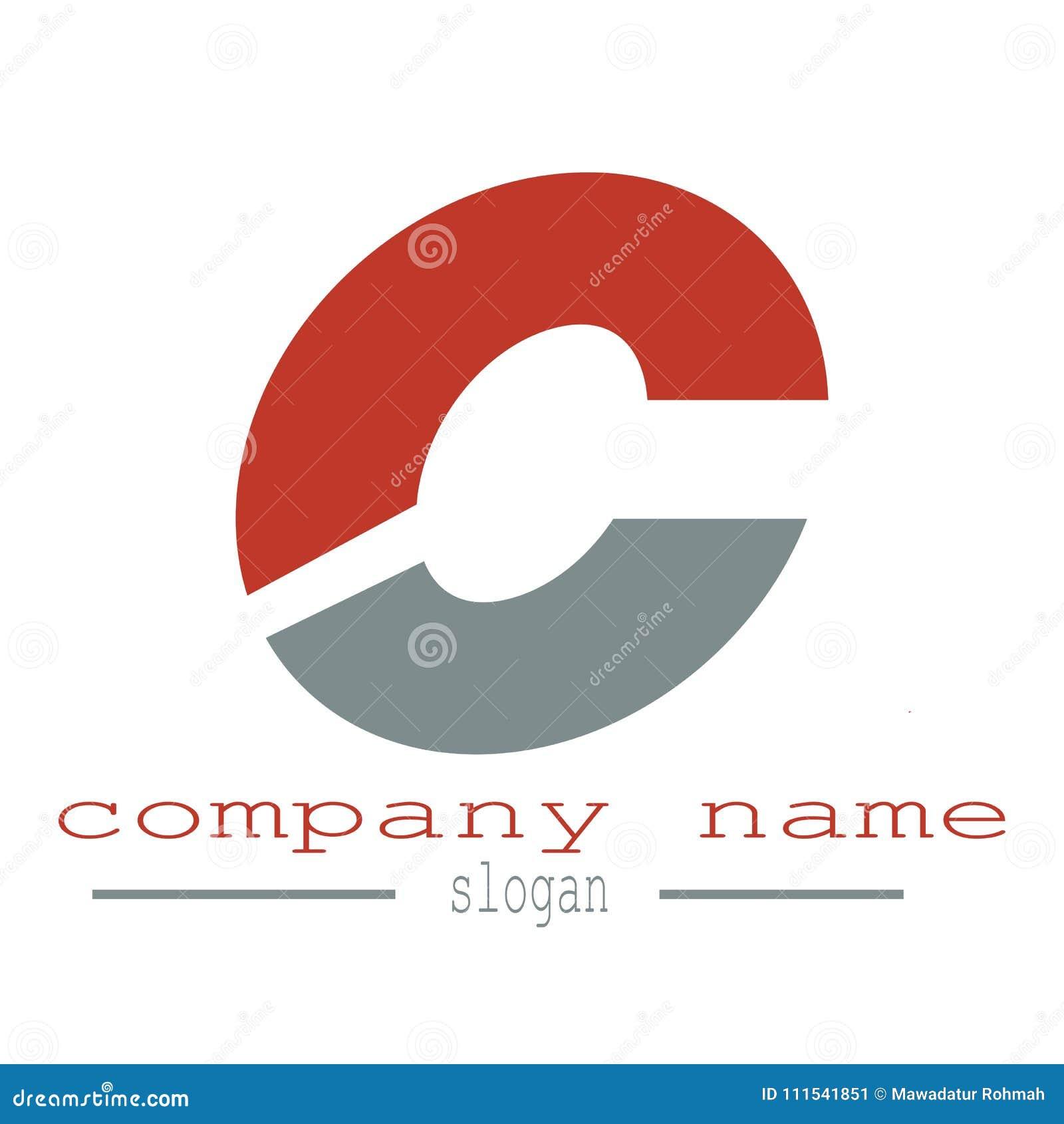 Вектор логотипа c письма