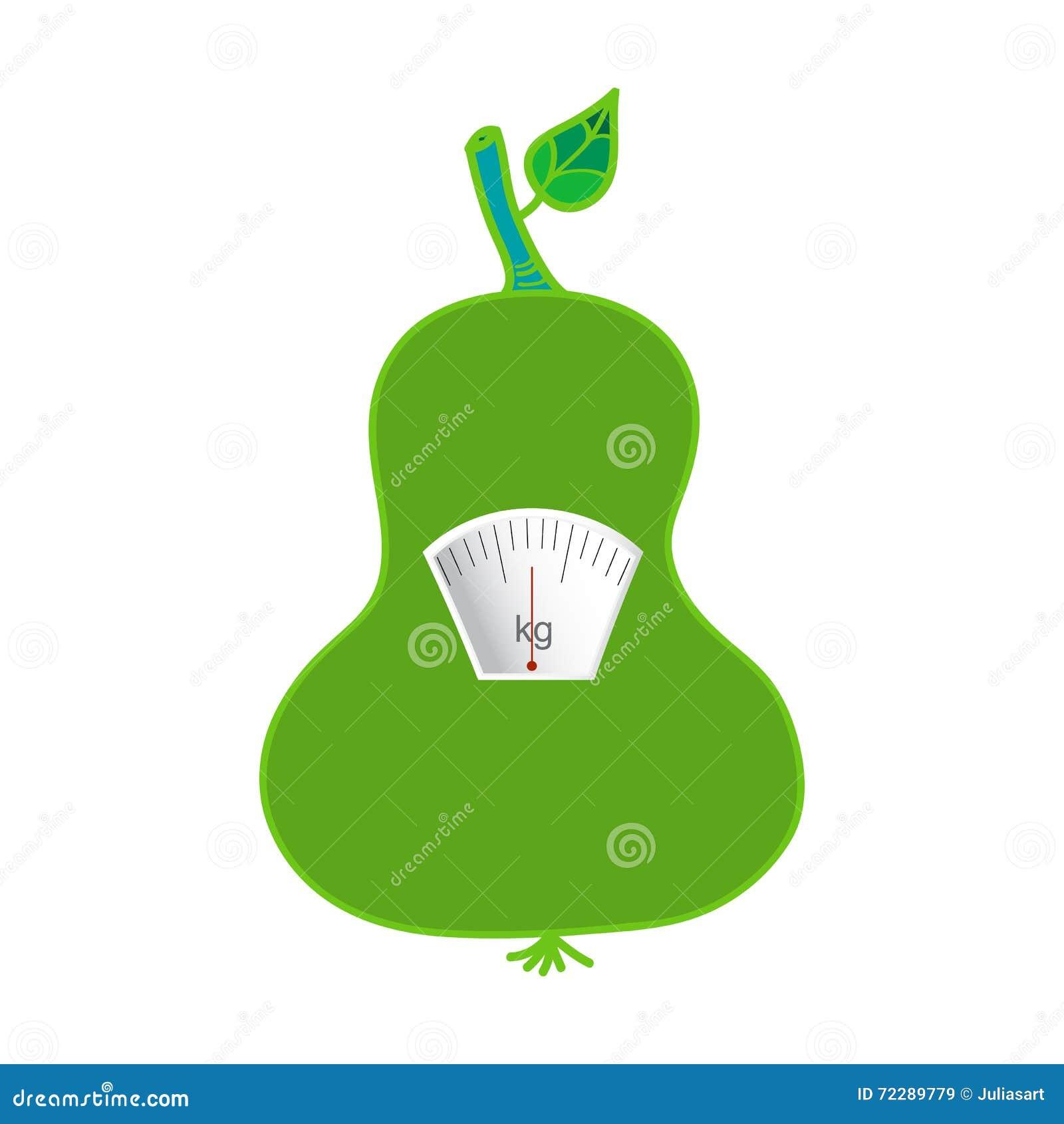 Download вектор Покрашенный вручную Концепция потери веса, здоровое Lifest Иллюстрация штока - иллюстрации насчитывающей плодоовощ, backhoe: 72289779