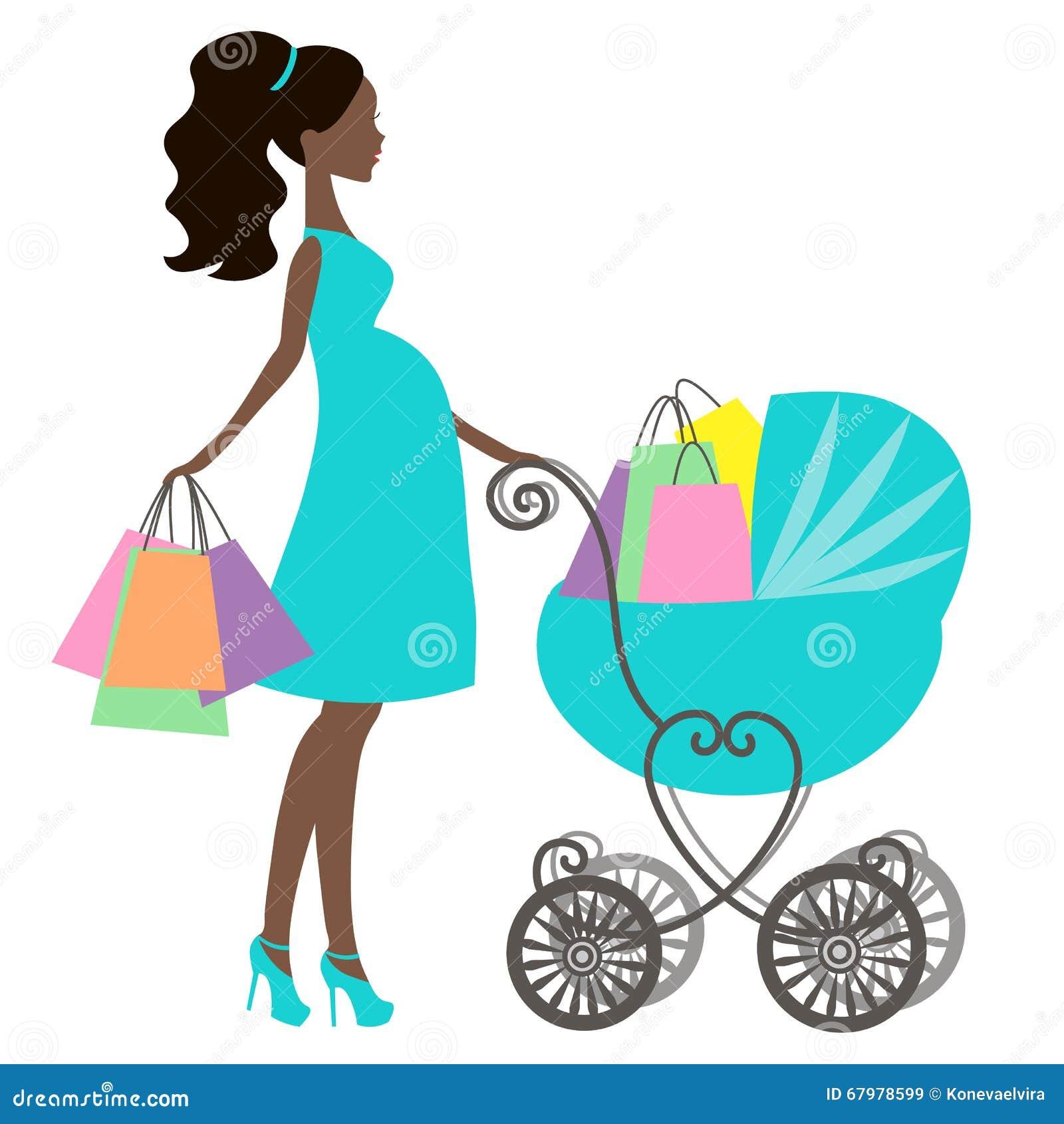 Шоппинг современной мамы
