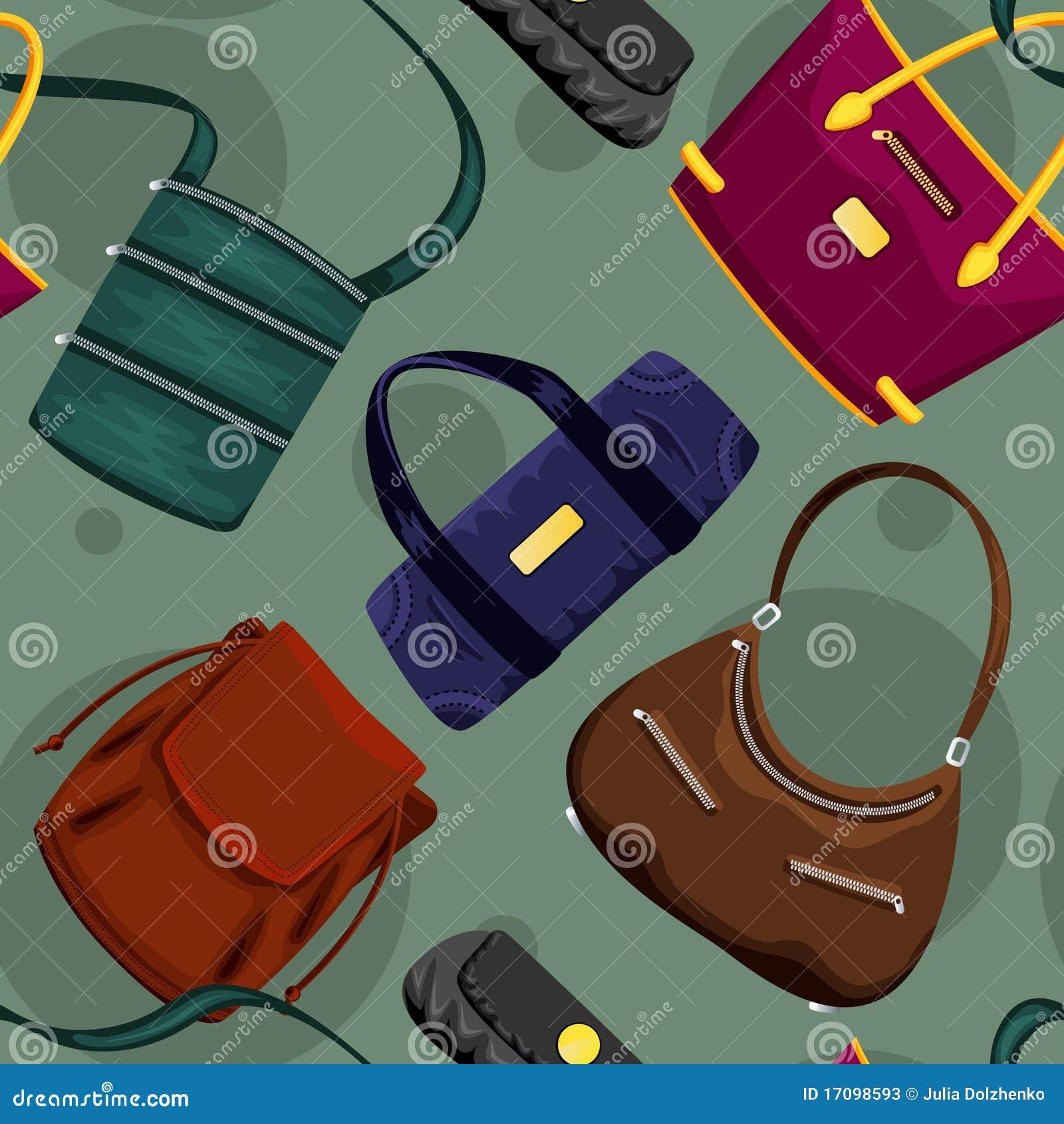 вектор сумок