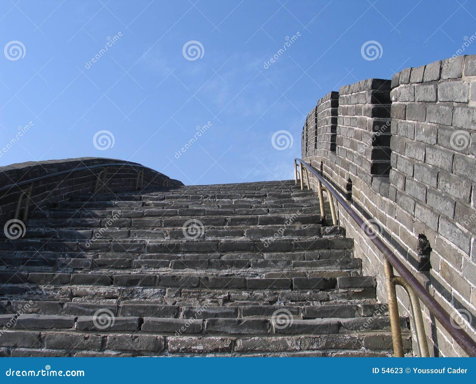 Великая Китайская Стена 6279 фарфоров