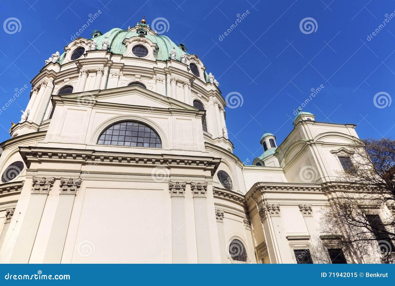 вена st церков s charles