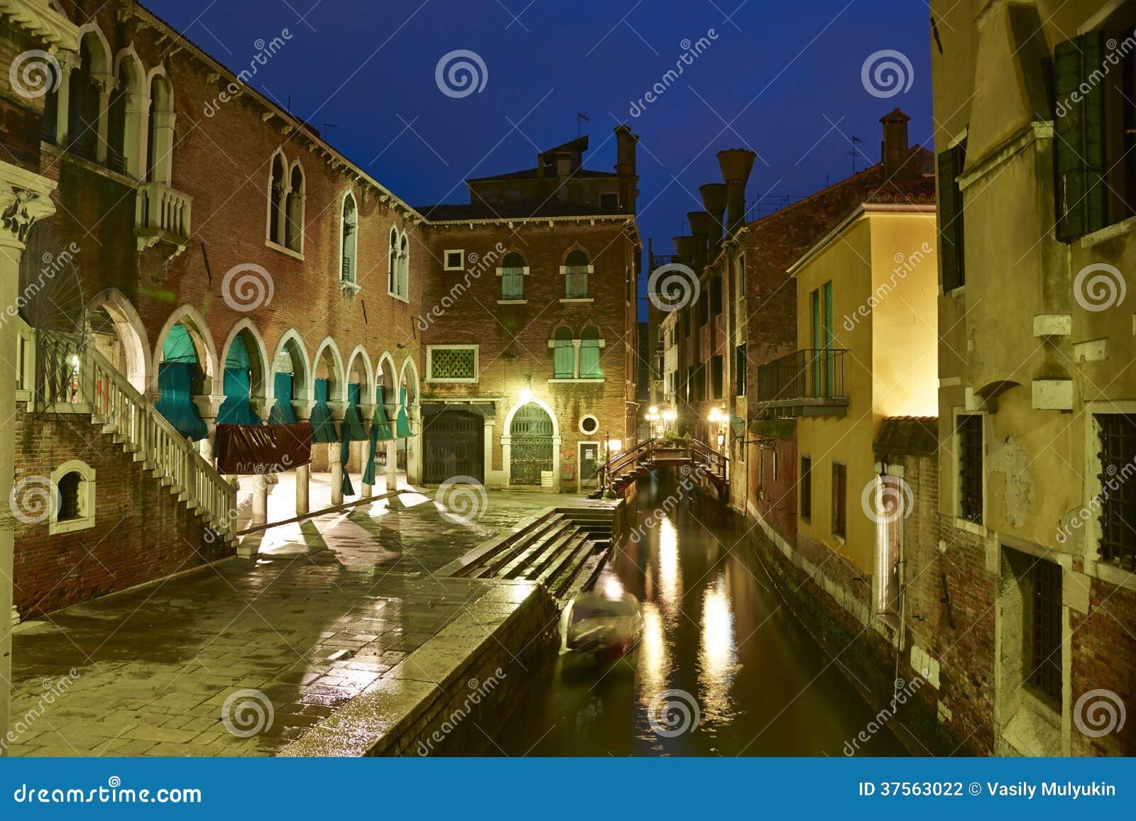 Венеция на ноче