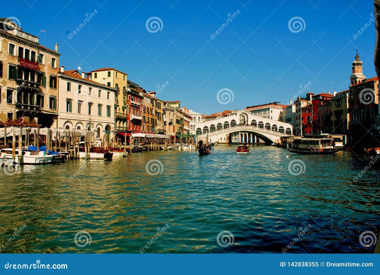 Венеция Ponte Rialto