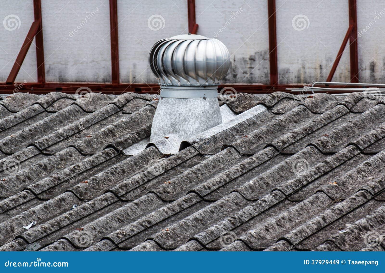 Вентиляционное отверстие на крыше
