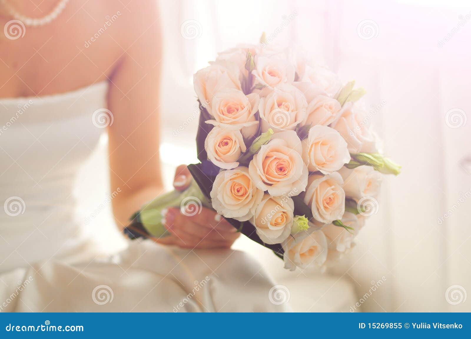 венчание букета