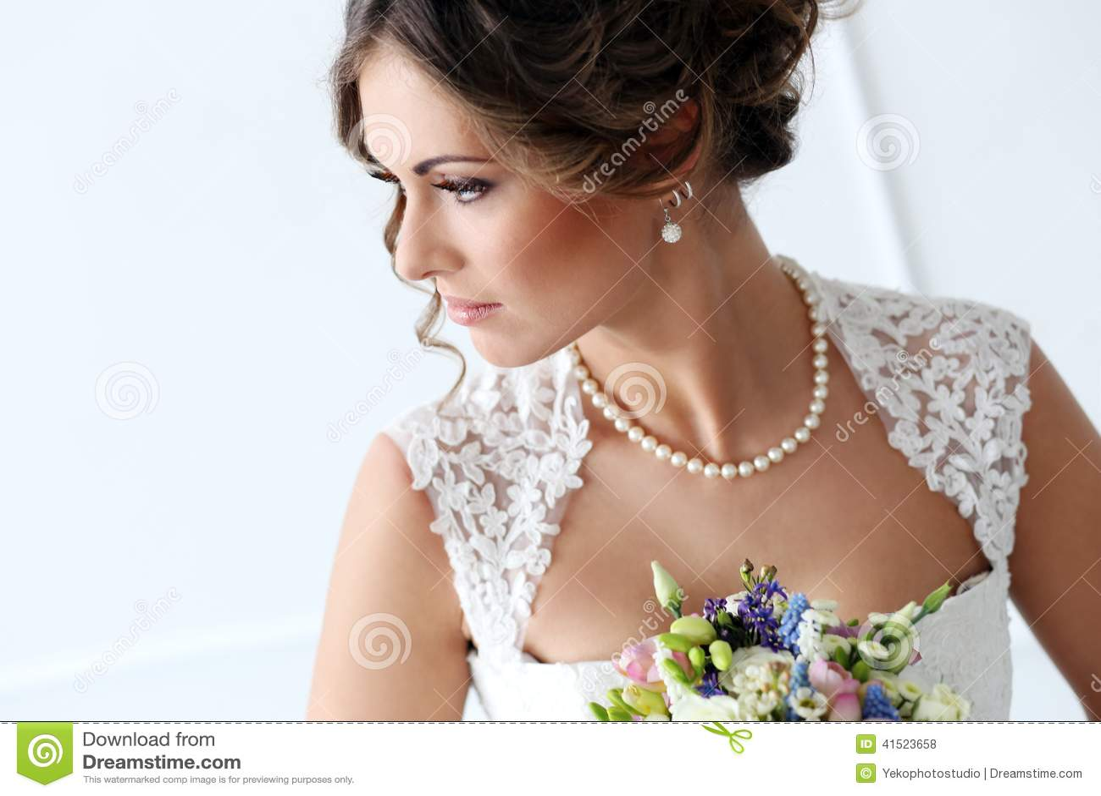 венчание красивейшая невеста