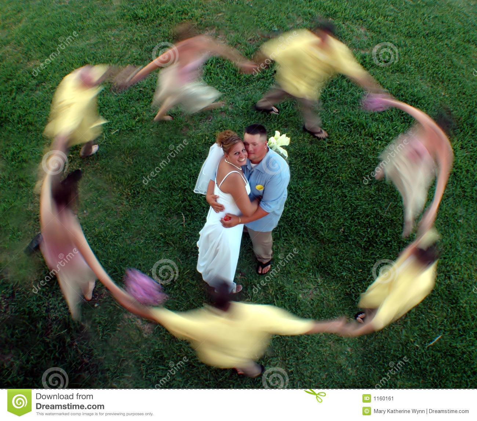 венчание круга нерезкости