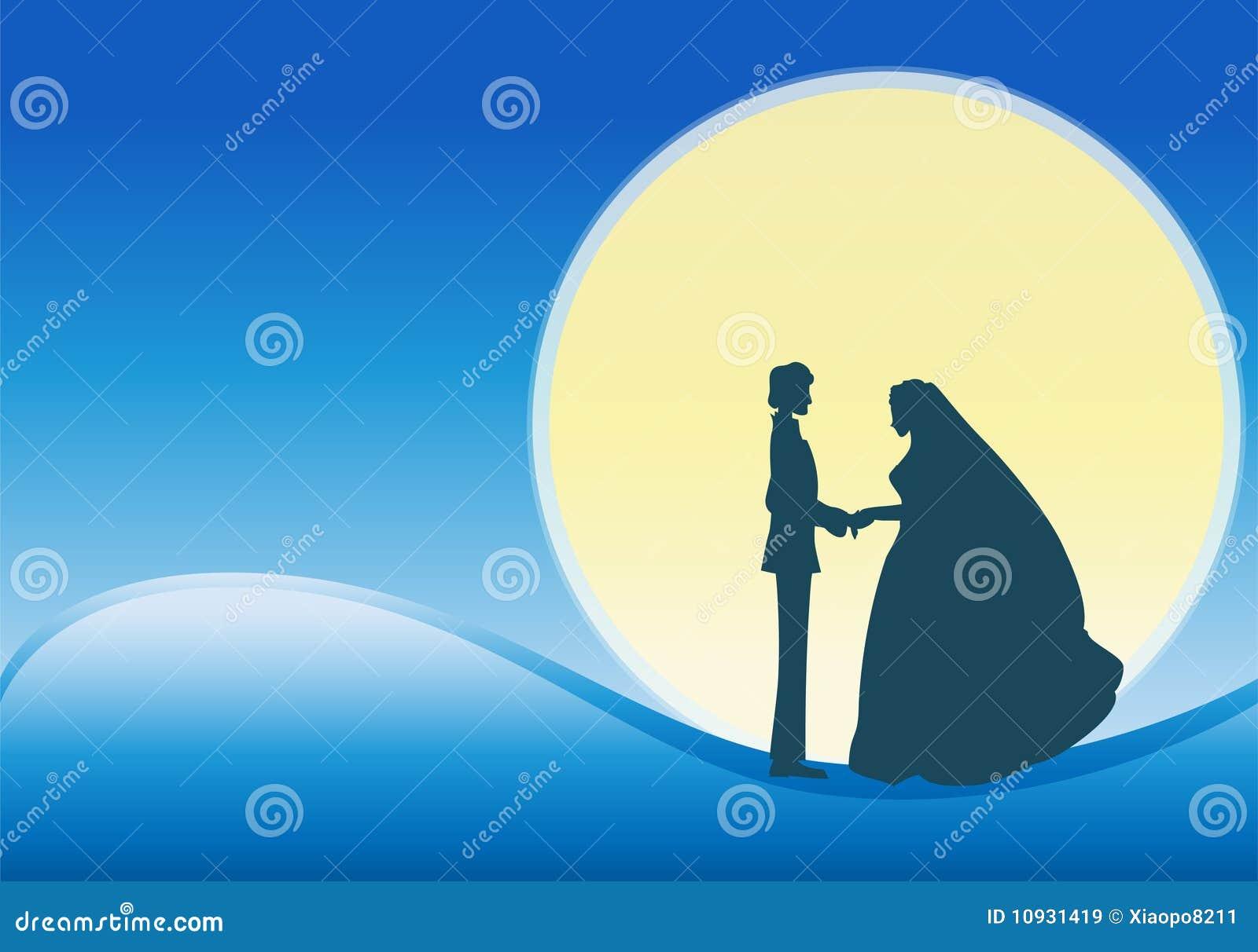венчание луны