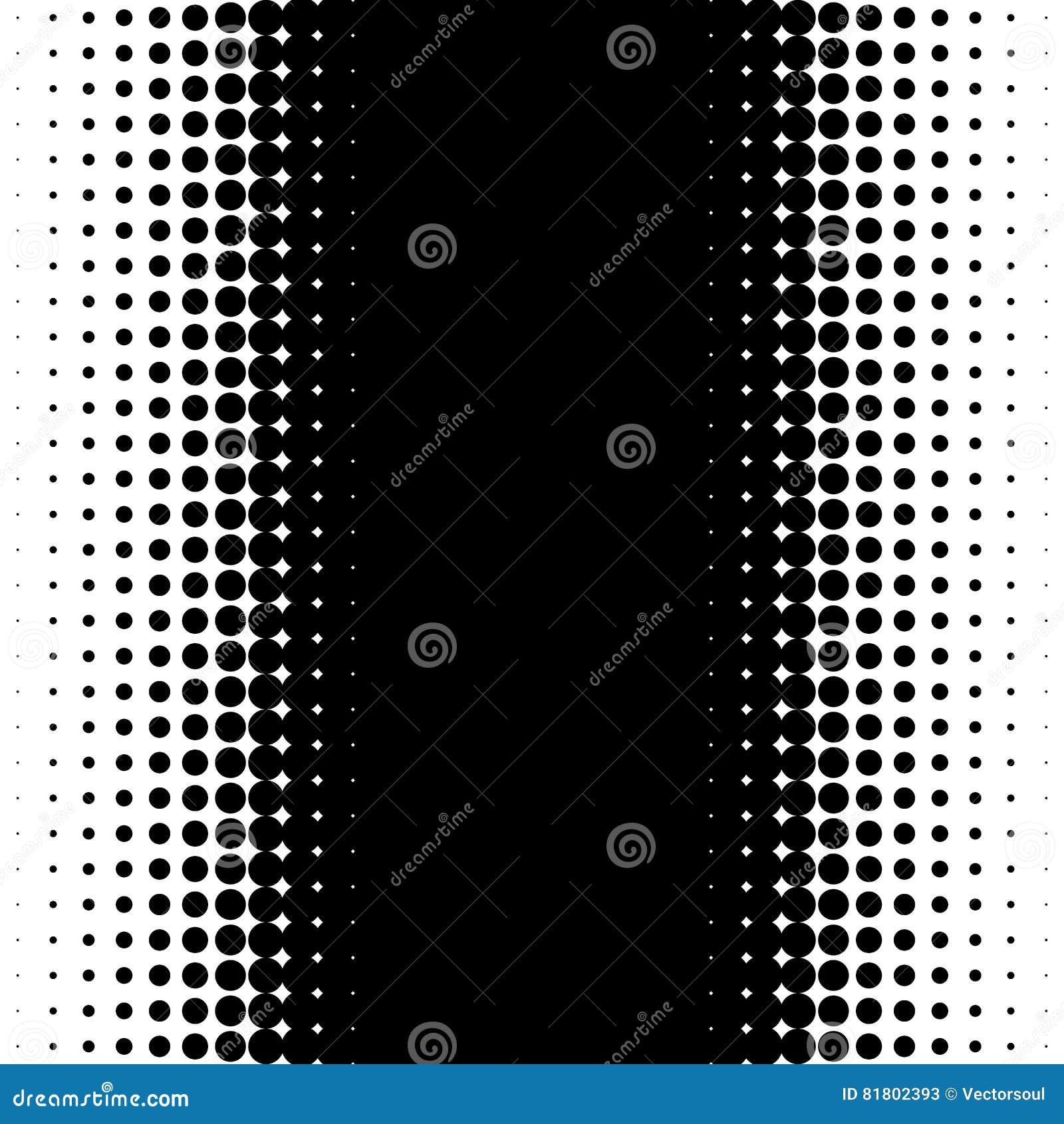 Вертикальная картина с точками - Monochrome textu полутонового изображения полутонового изображения