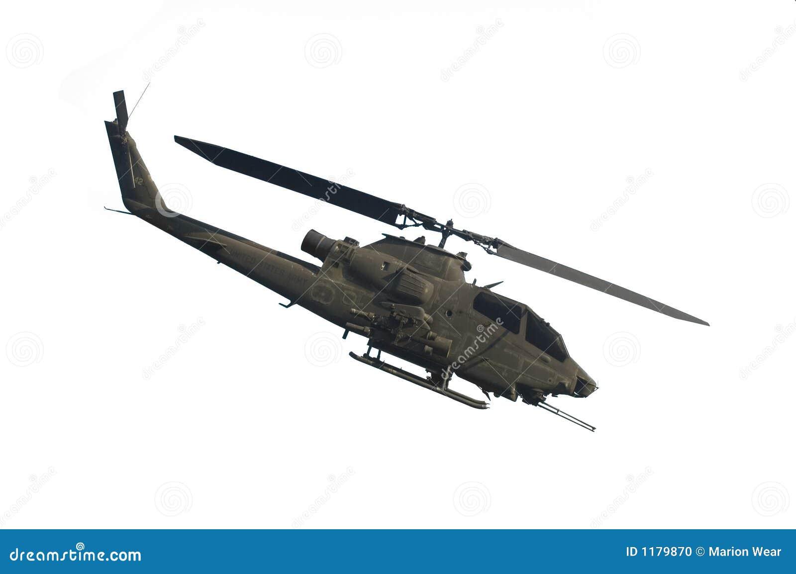 вертолет кобры