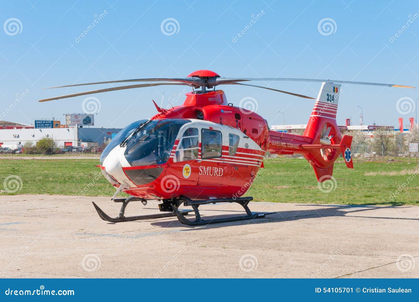 Вертолет SMURD