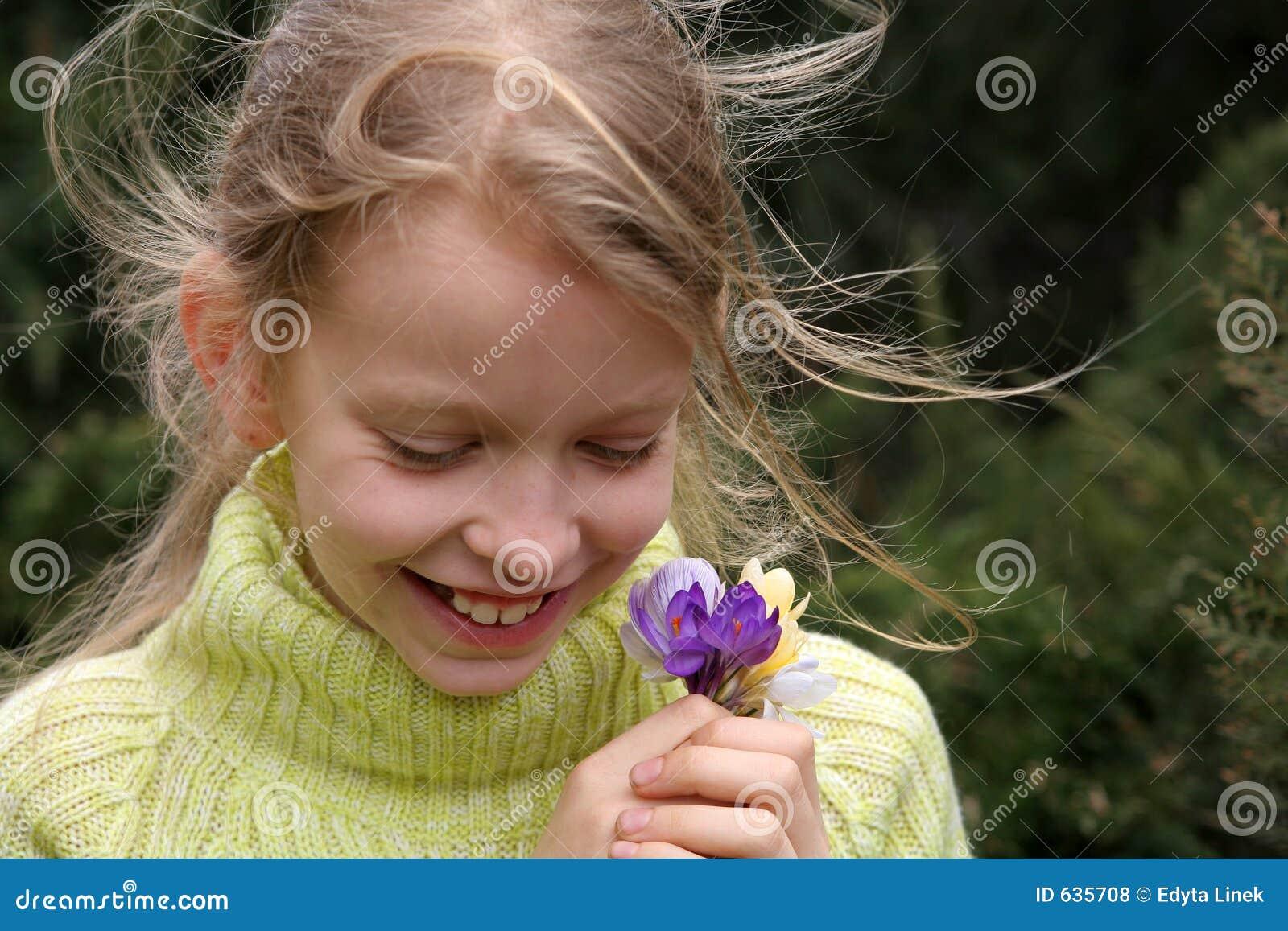 Download весна настроения стоковое фото. изображение насчитывающей потеха - 635708