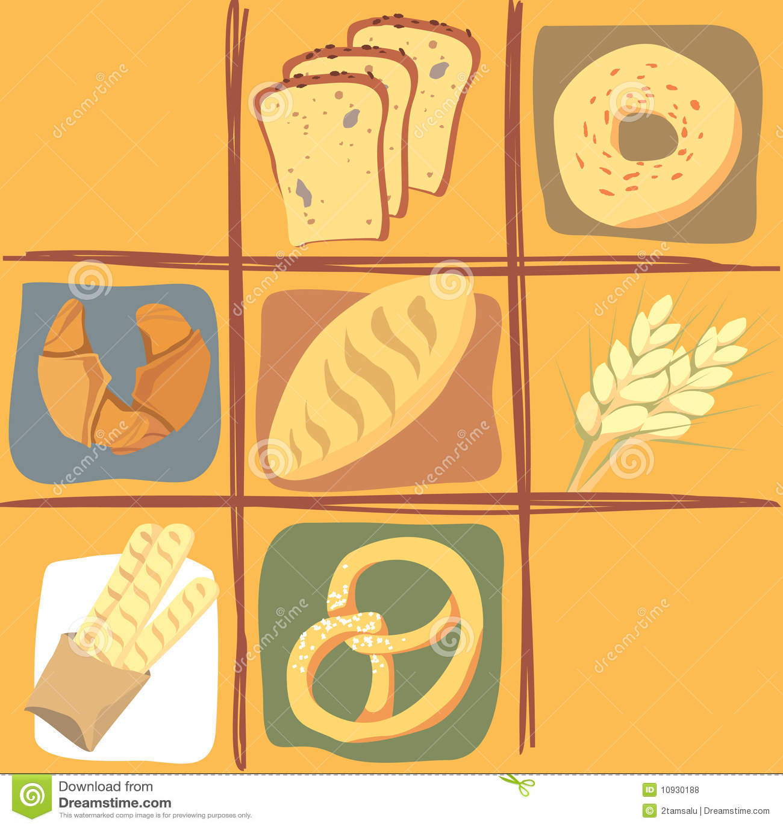 весь хлеб