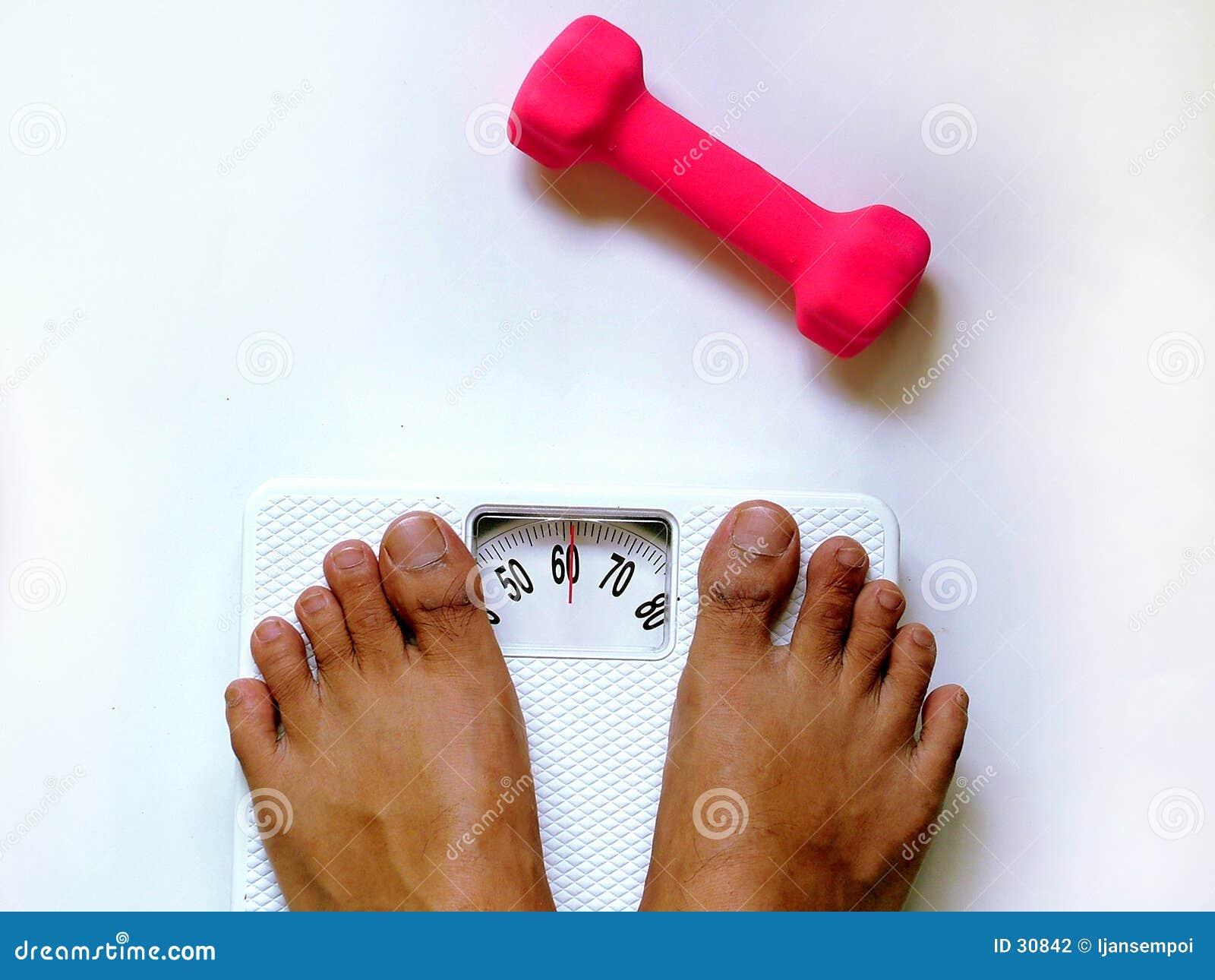 вес потери