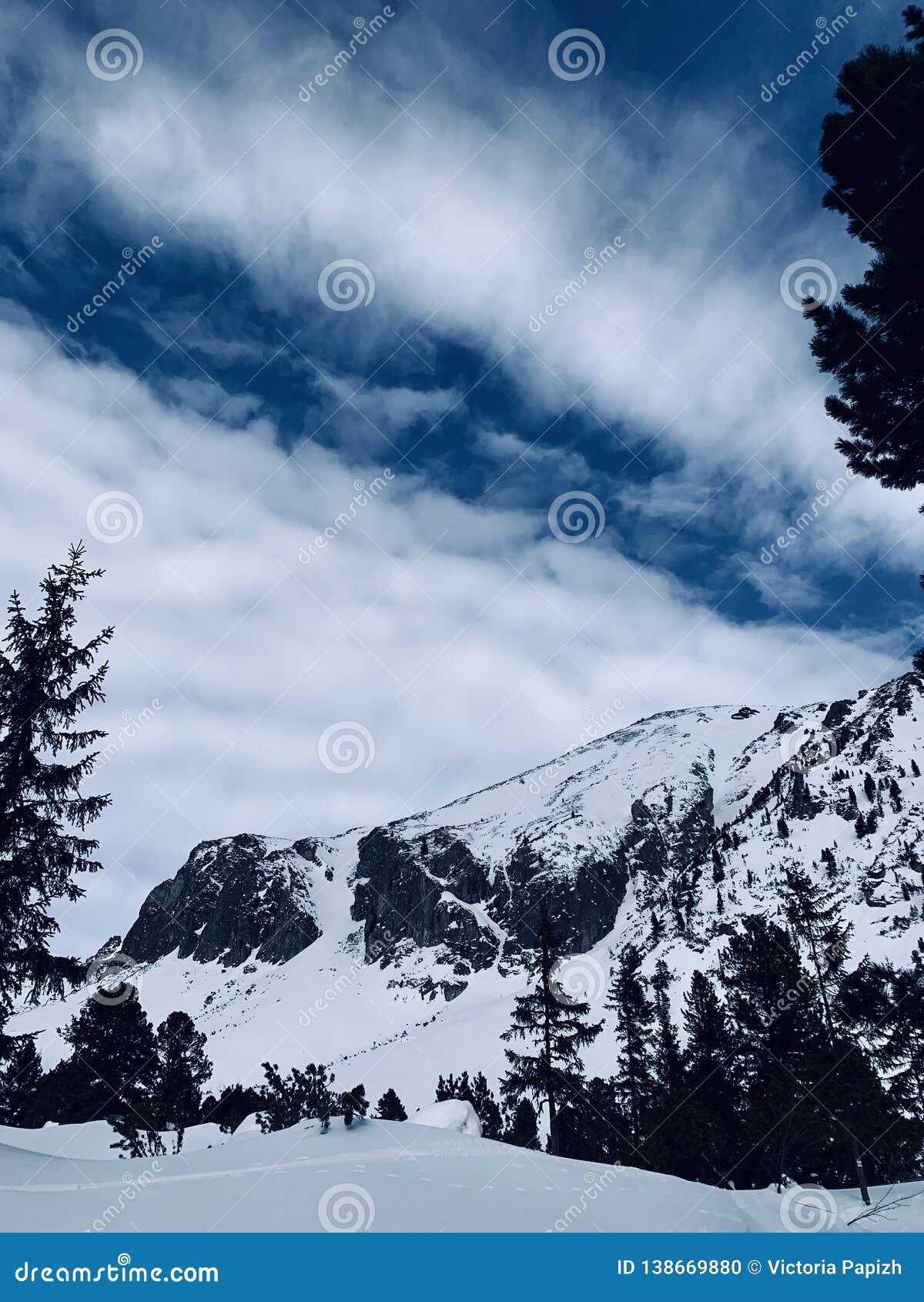 Ветерок горы