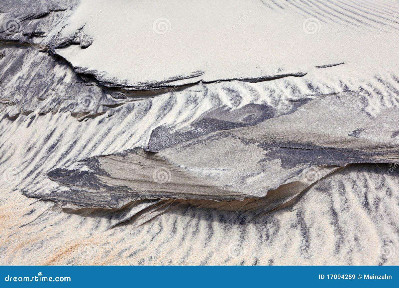 ветер структур форм дюн пляжа