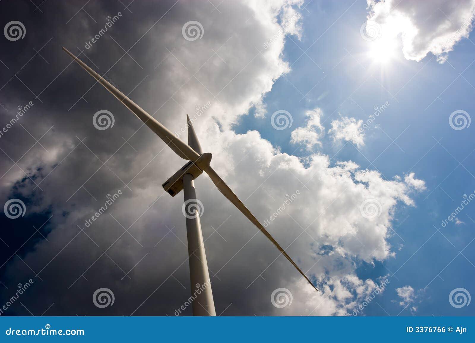 ветер турбины