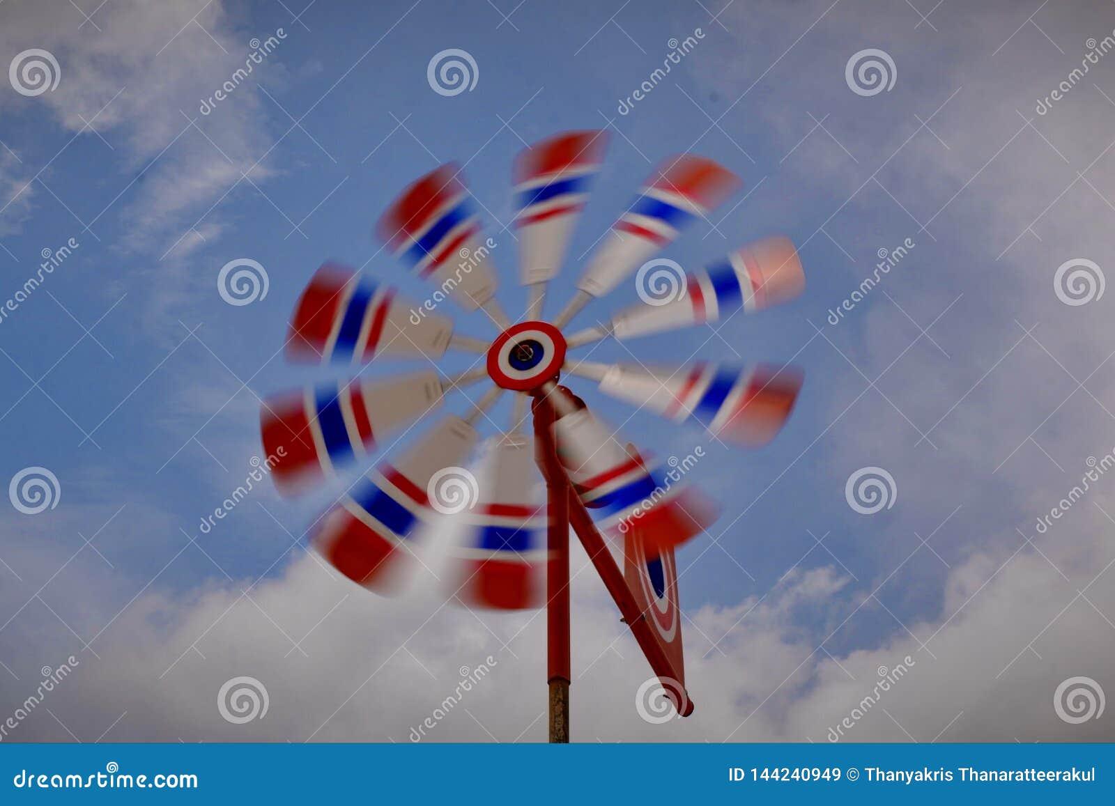Ветротурбины использованы для того чтобы узнать направление ветра