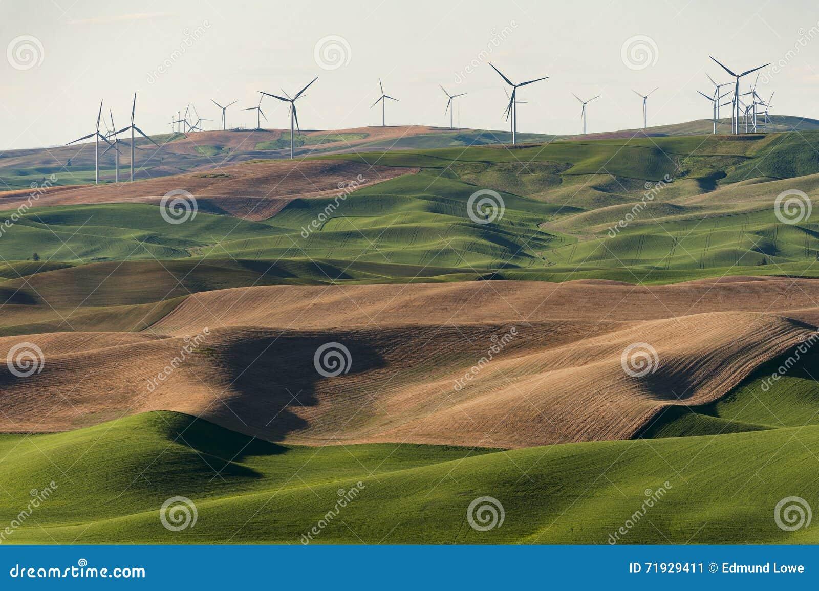 Ветротурбины Palouse