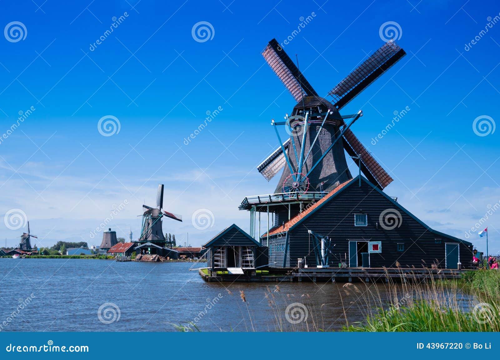 ветрянка Голландии