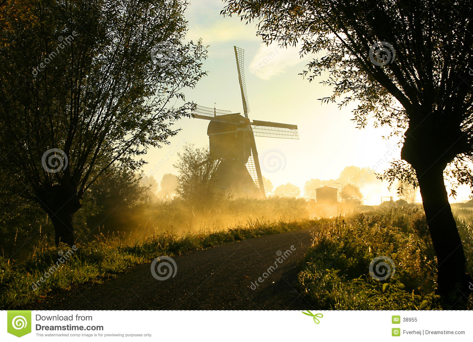 ветрянка тумана
