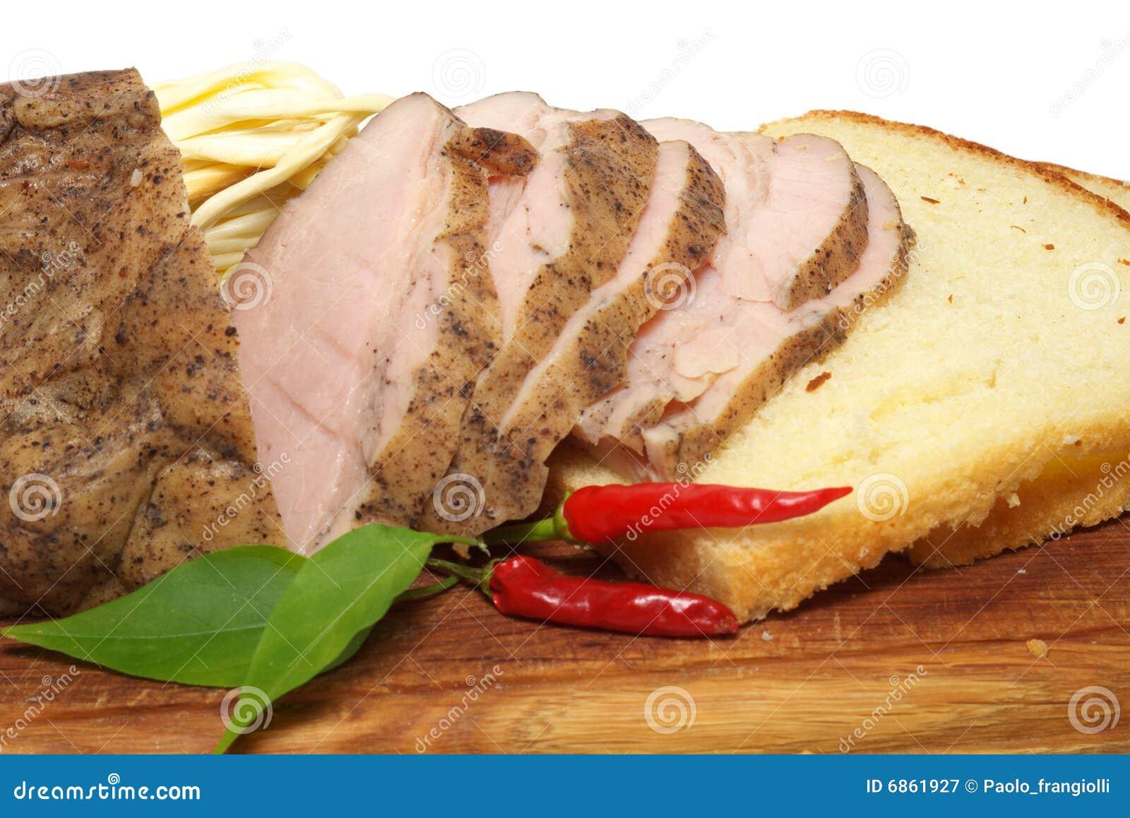 ветчина сыра хлеба