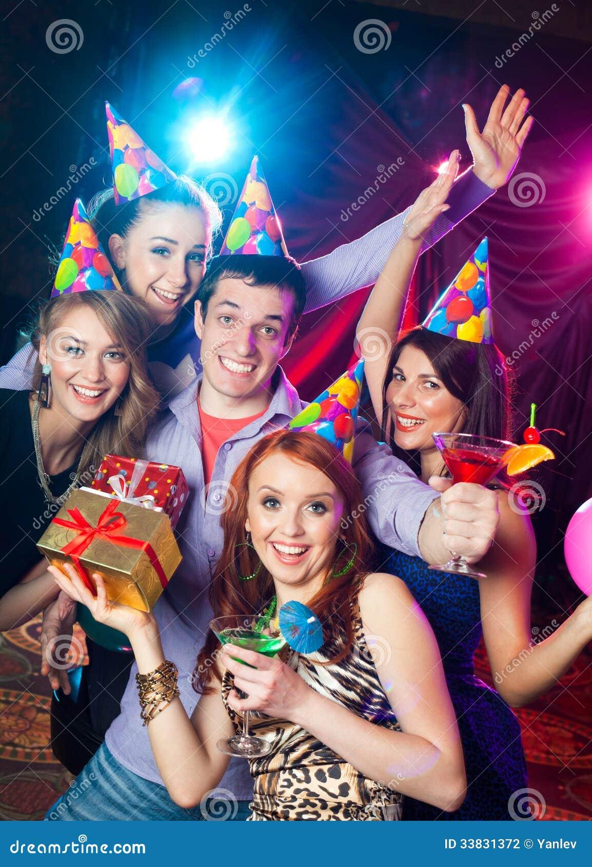 День рождения ночного клуба вечеринка секс в ночных клубах онлайн бесплатно