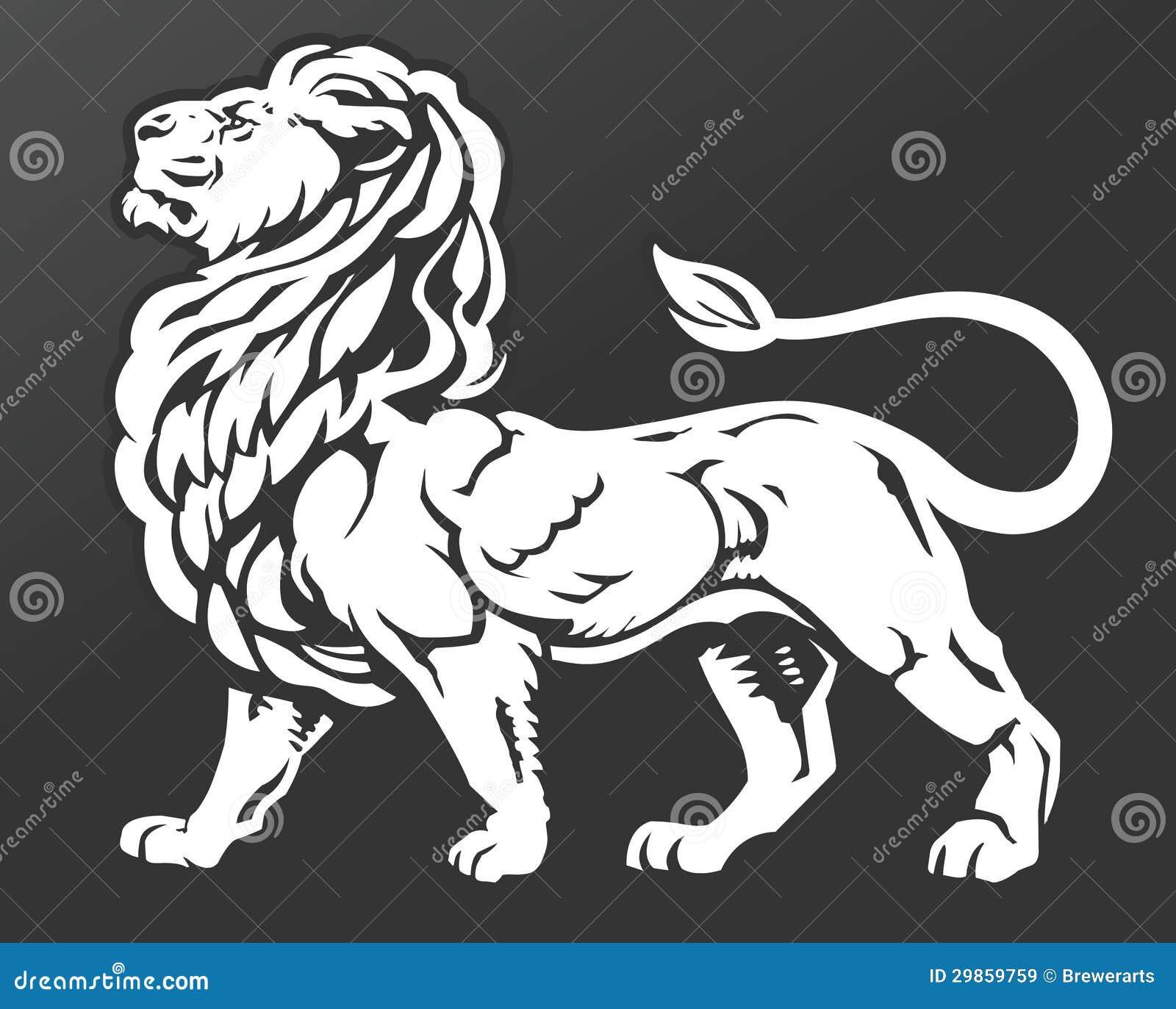 Самолюбивый лев
