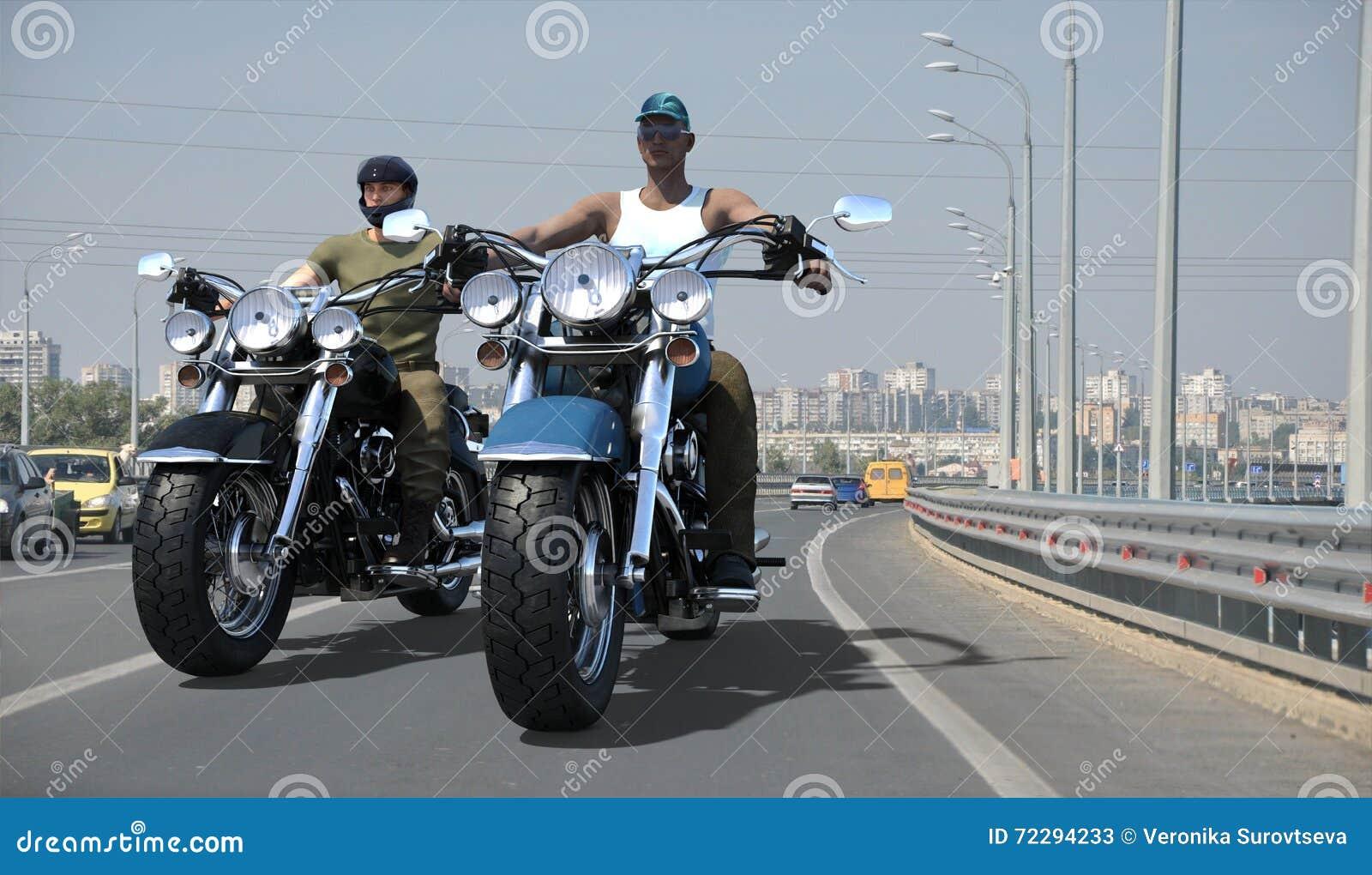 Download Велосипедисты ехать на дороге города Иллюстрация штока - иллюстрации насчитывающей всадник, ванта: 72294233