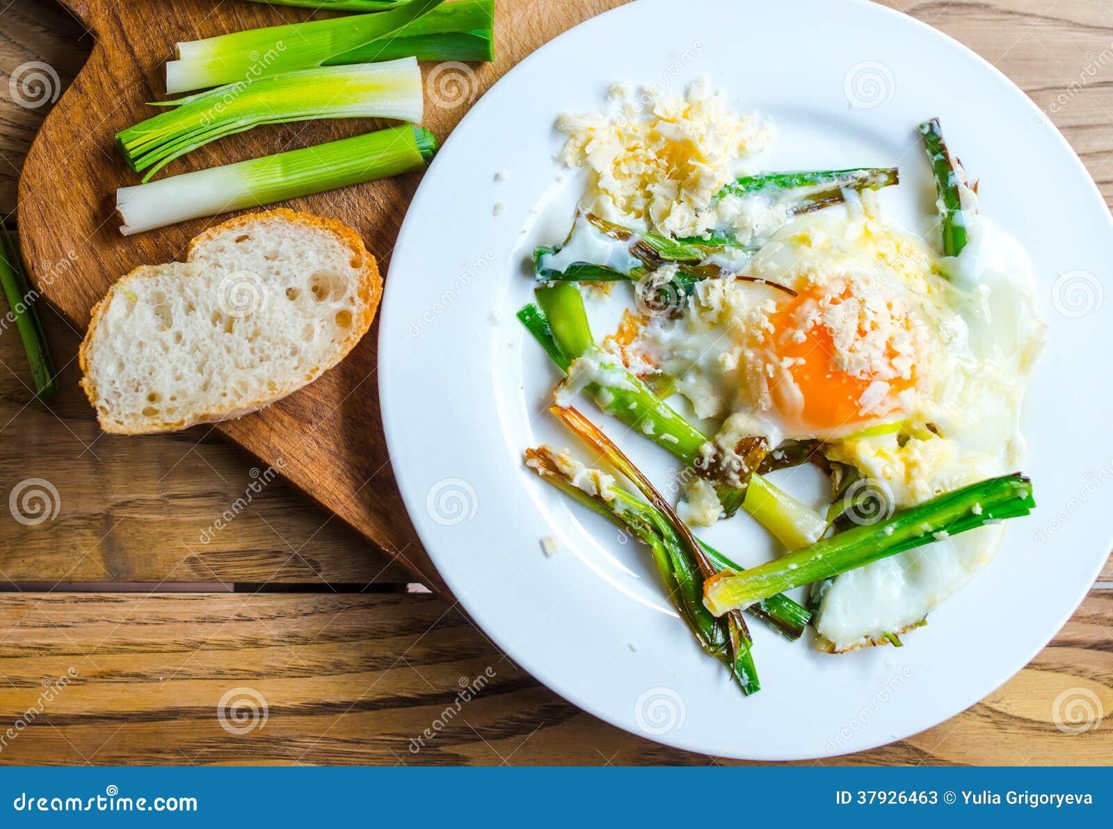 Взбитые яйца
