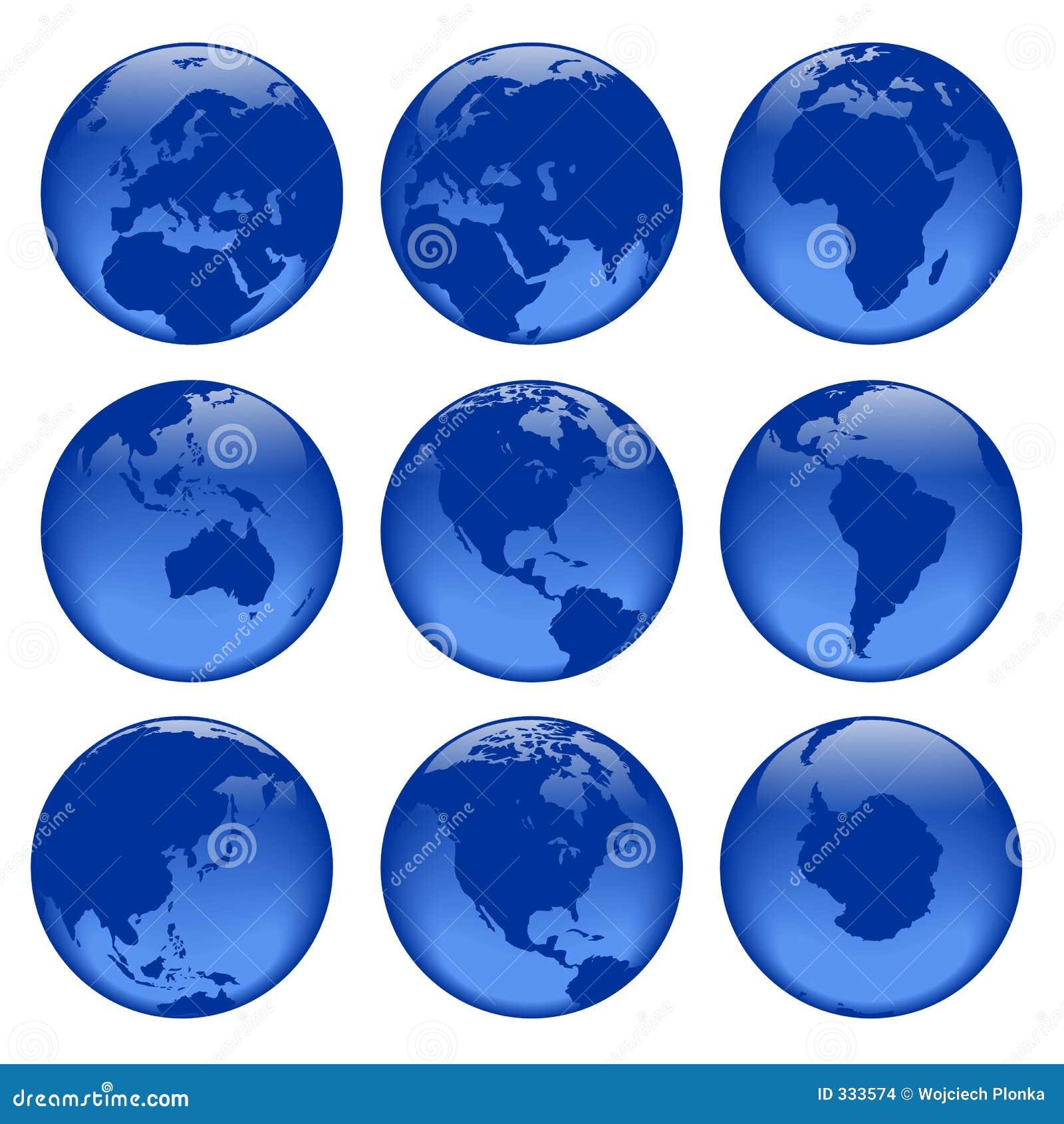 взгляды 1 глобуса