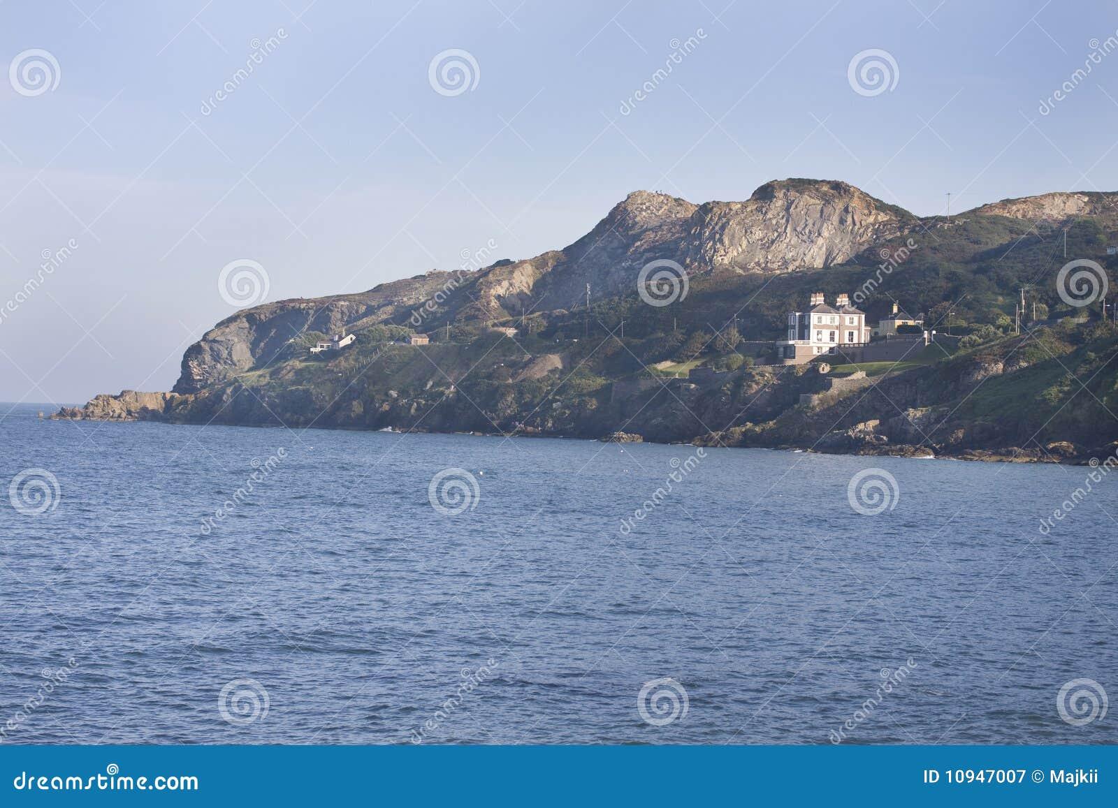 взгляд берега моря
