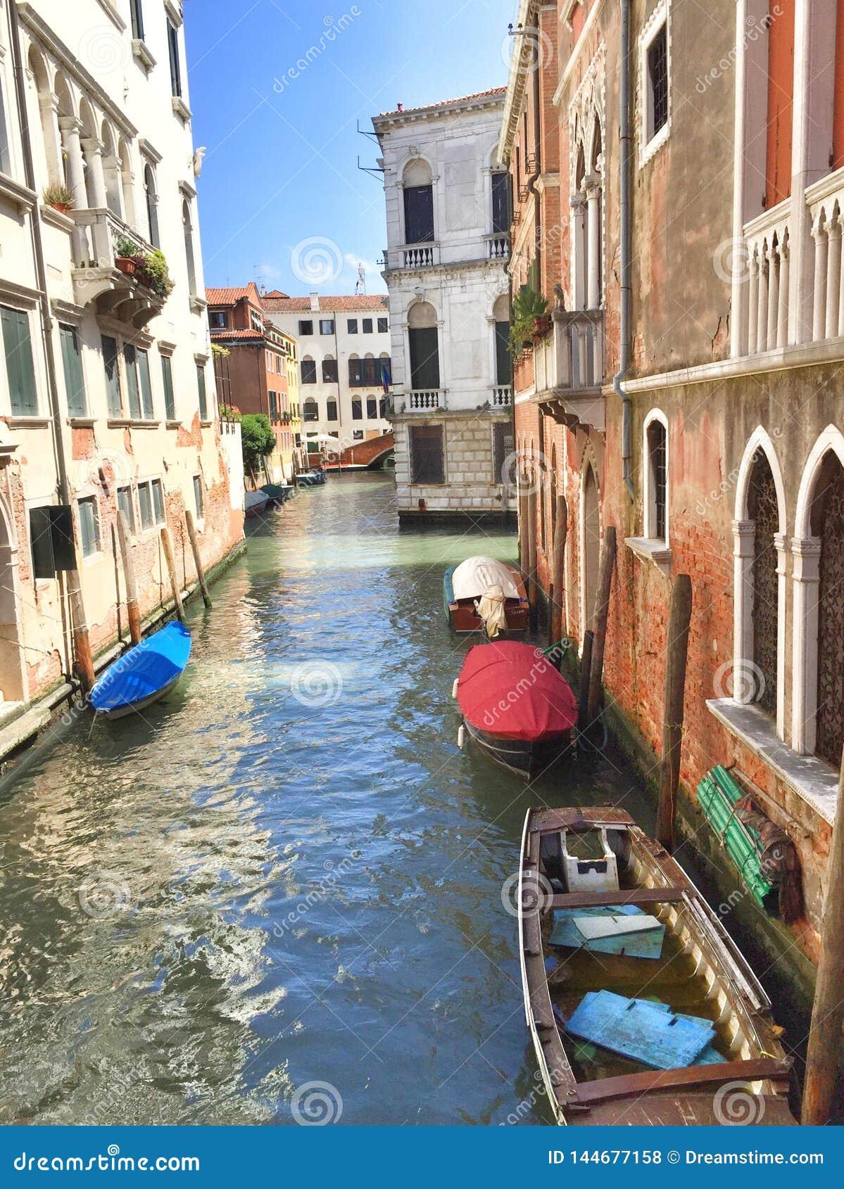 Взгляд Венеции в моих глазах