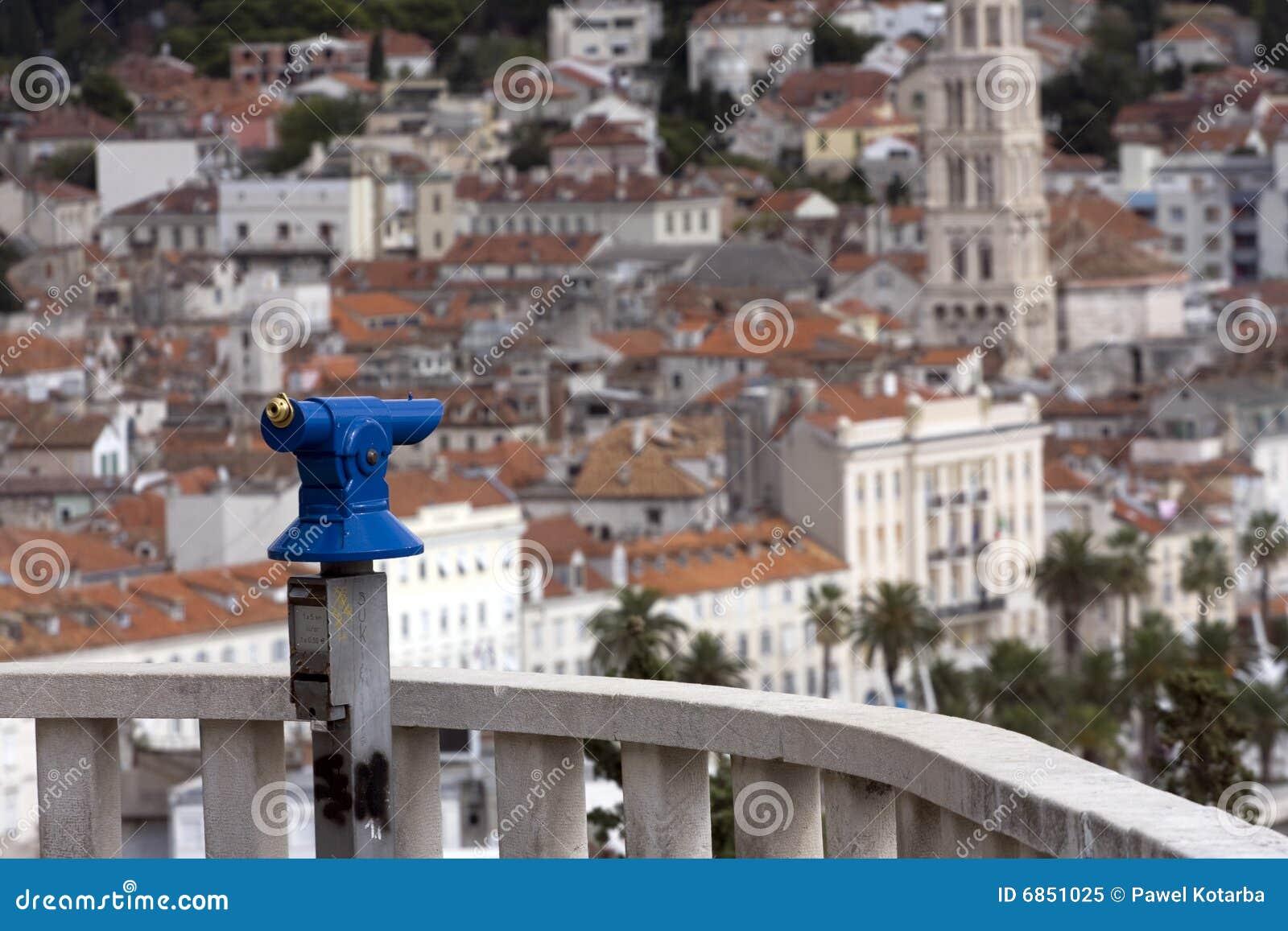 взгляд города