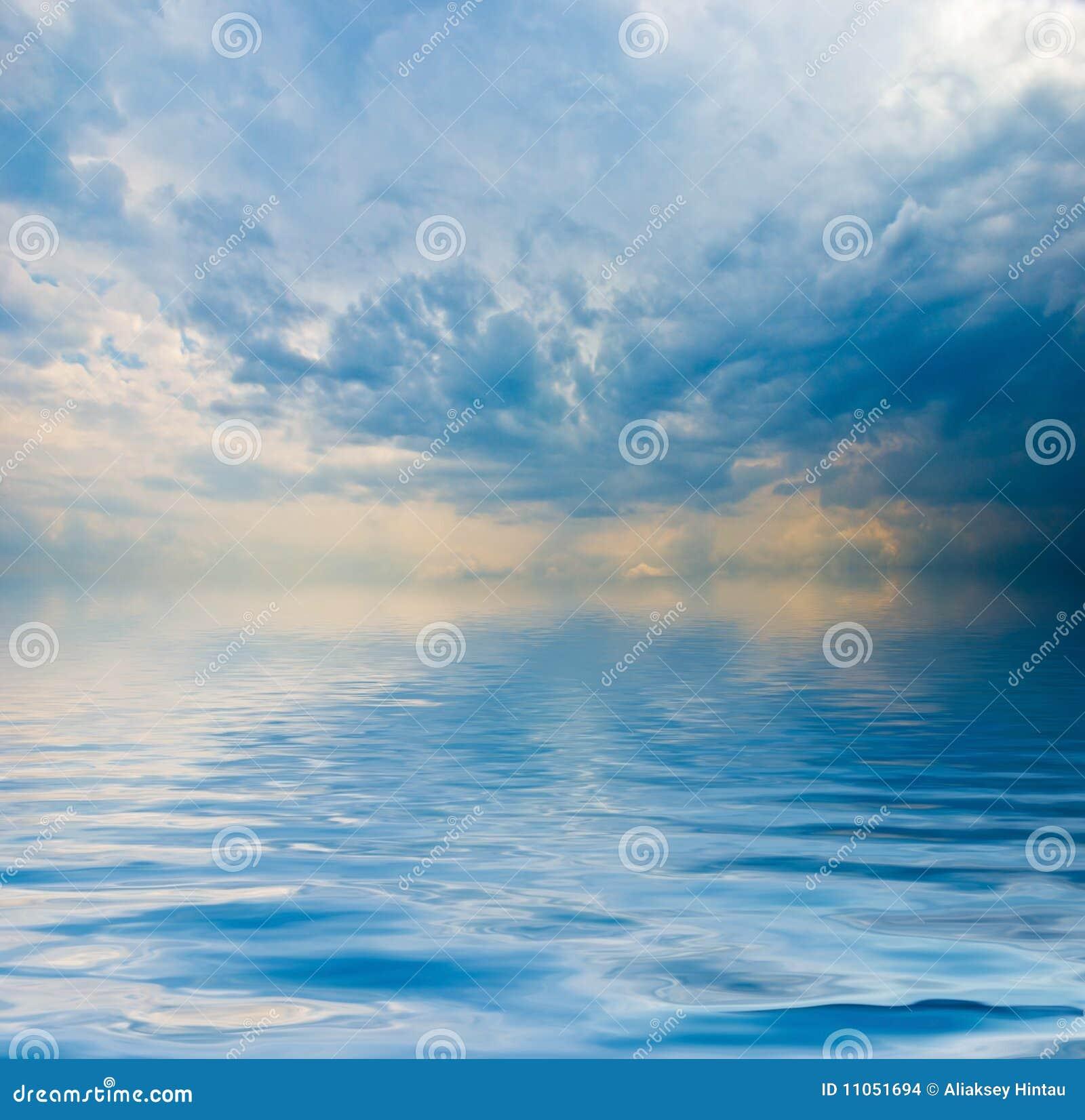 взгляд океана