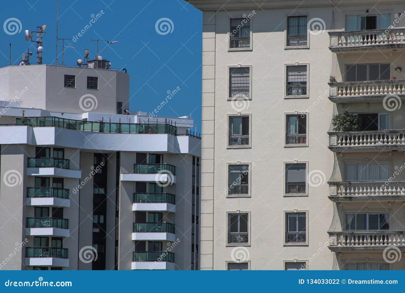 Взгляд от ins Сан-Паулу окна